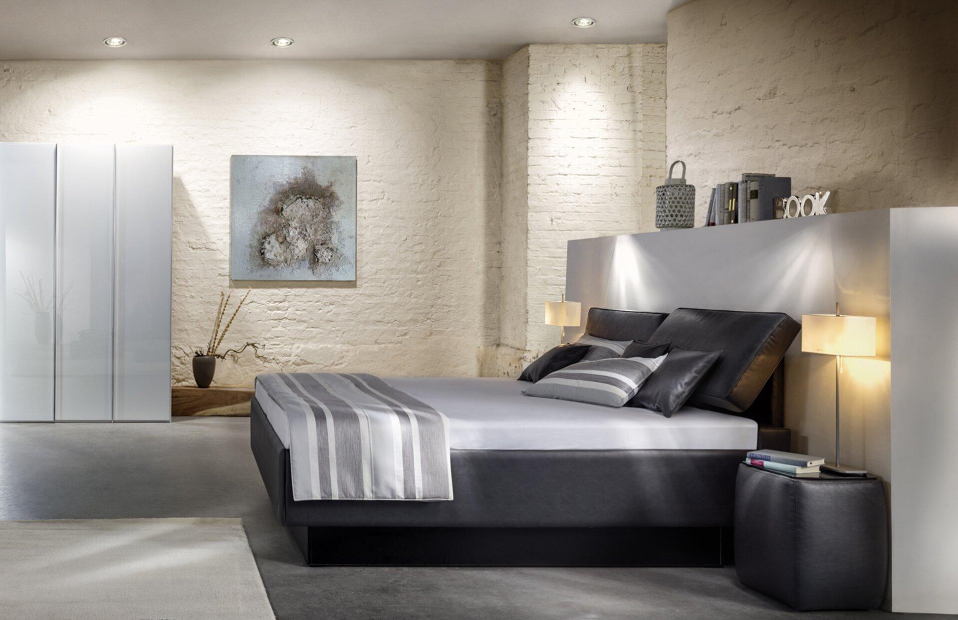 Polsterbett COMPOSIUM Ruf Betten Textil