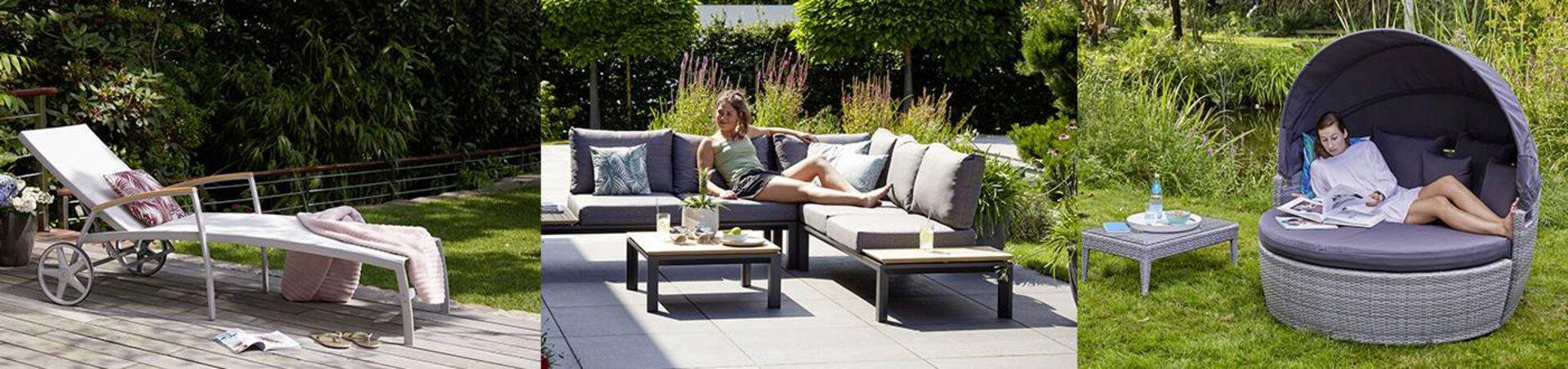 Titel-Banner-Bild zu Möbel-Gütepass - Gartenmöbel