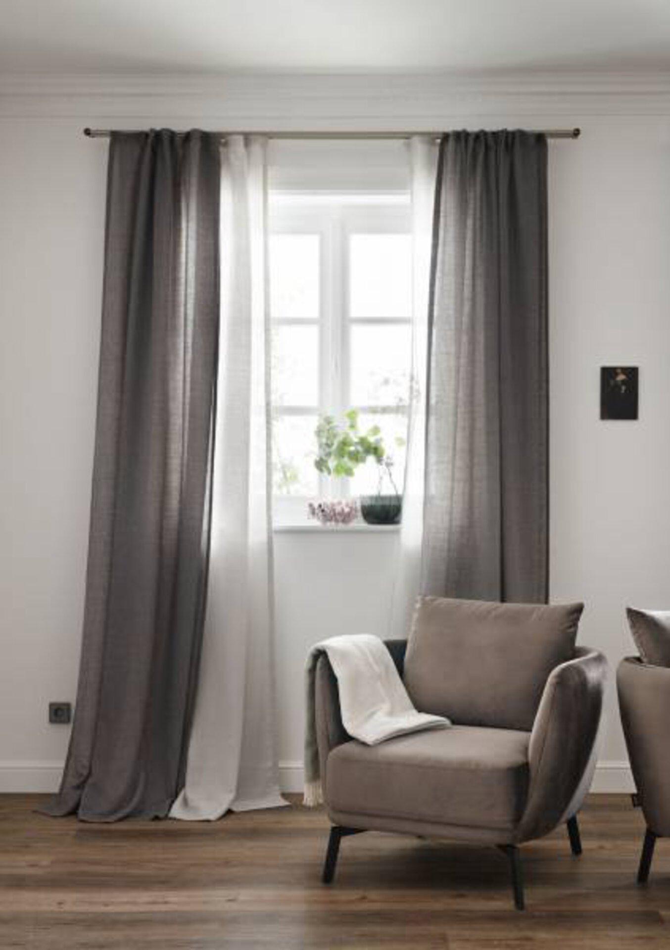 Einzelsessel PEARL Schöner Wohnen Textil braun 1 x 1 x 1 cm