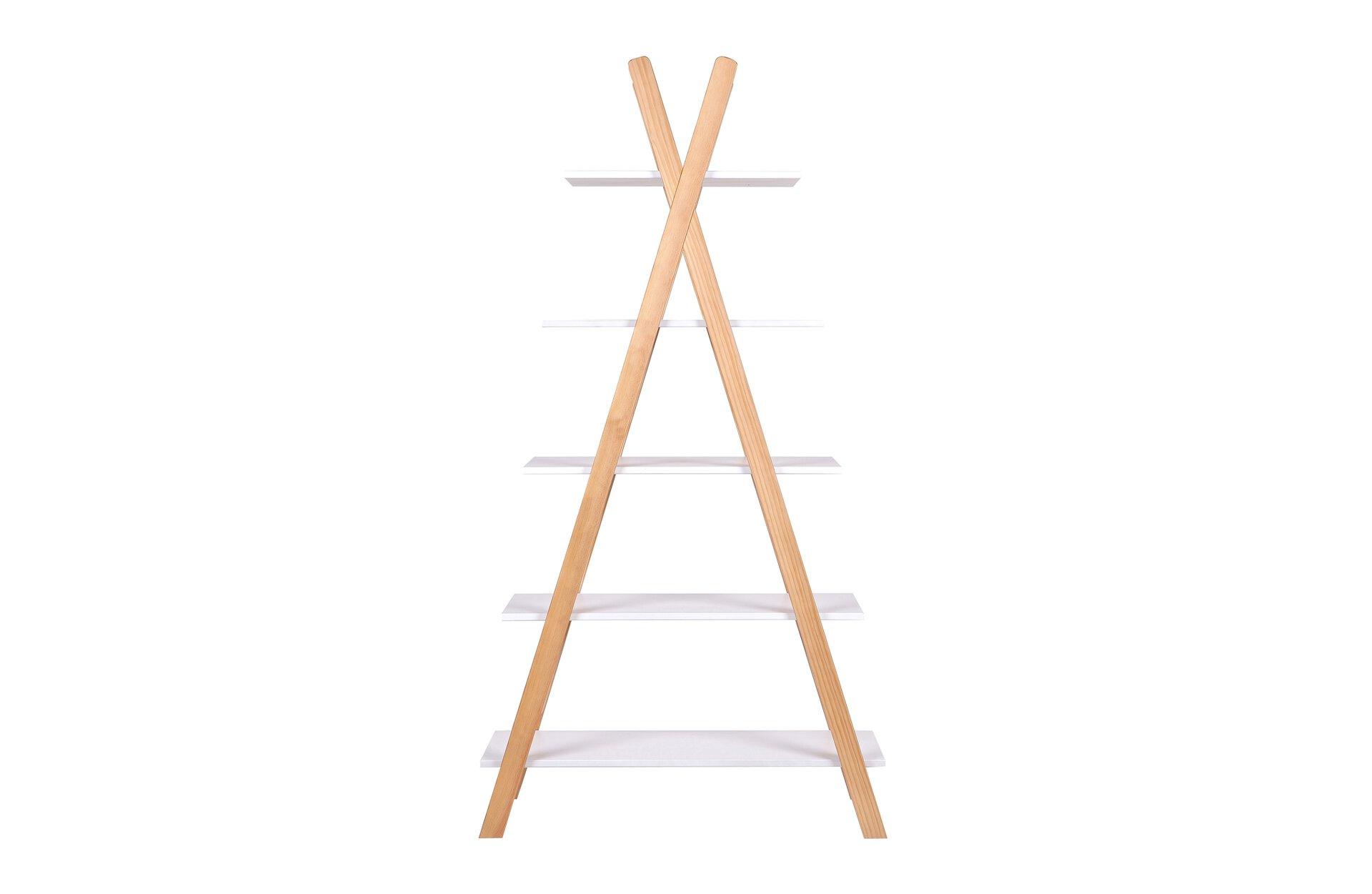 Regal TIPI inbuy Holzwerkstoff mehrfarbig 35 x 170 x 90 cm
