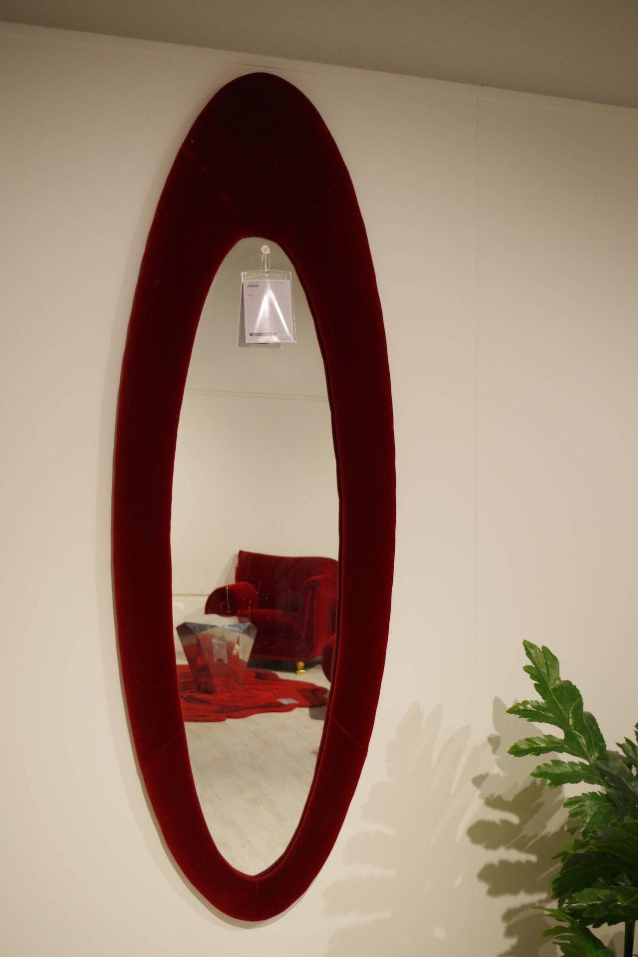 Spiegel oval MUMBA