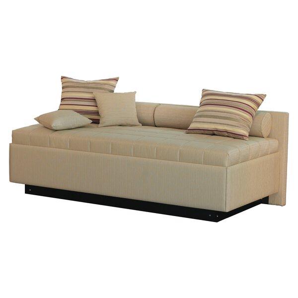 Polsterbett Ruf Betten Textil Stoff 07874 beige