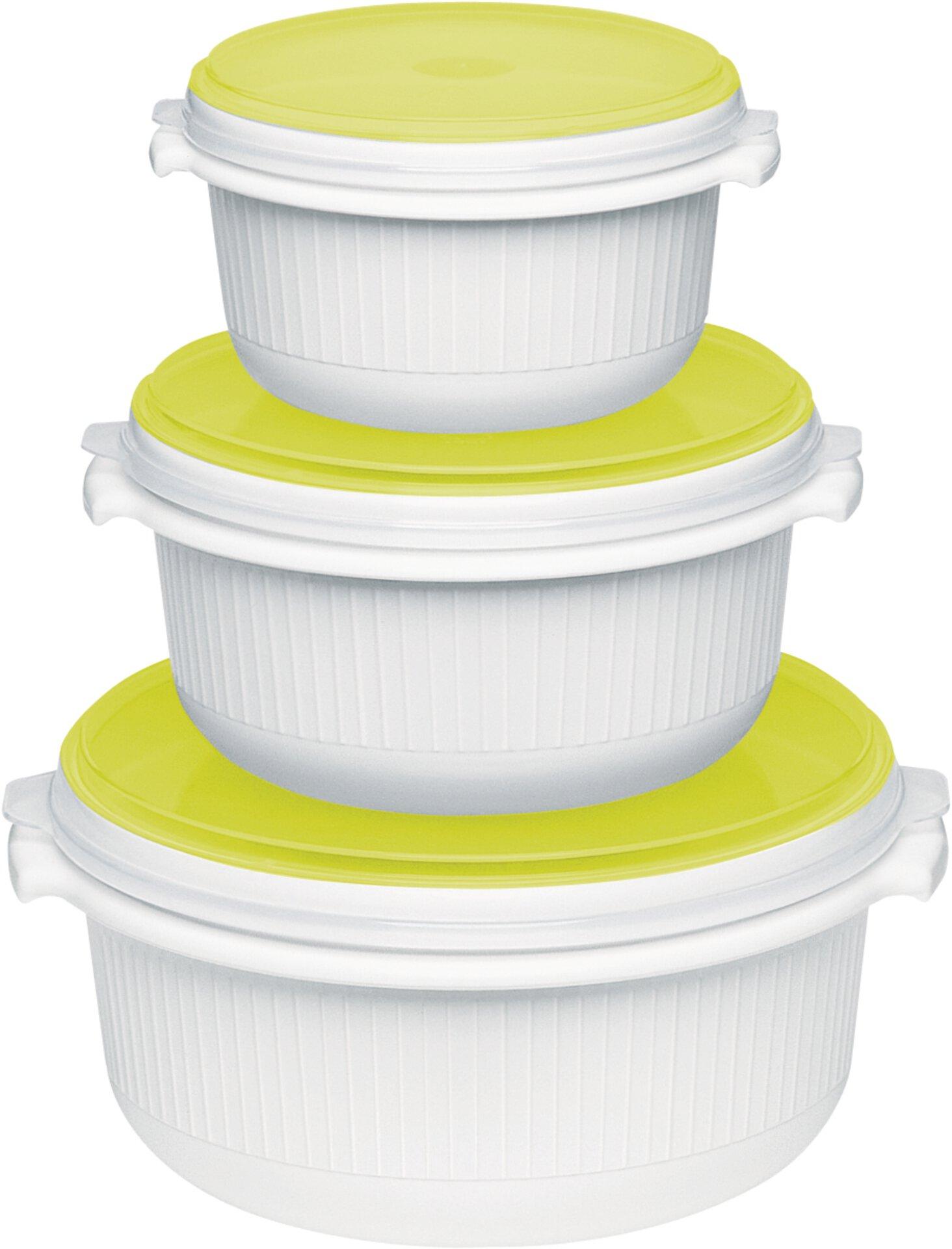 Küchenzubehör Micro Family Emsa Kunststoff weiß