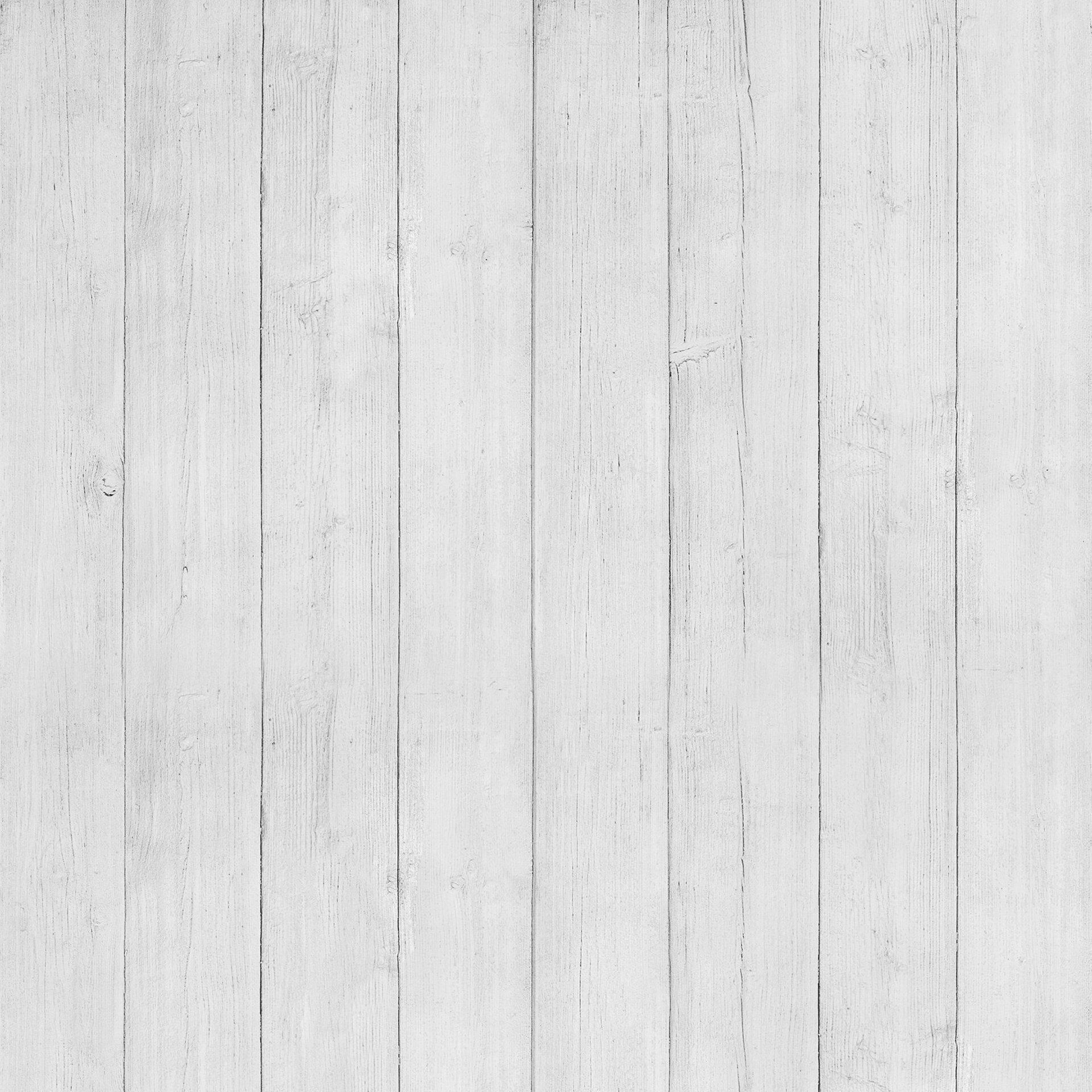 Bild Wood Weiß Pro-Art Glas 50 x 50 x 1 cm