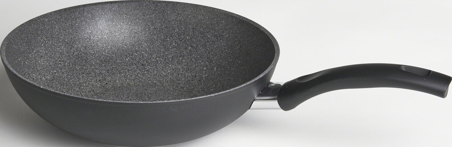 Pfanne Bari Granitium Ballarini Metall grau