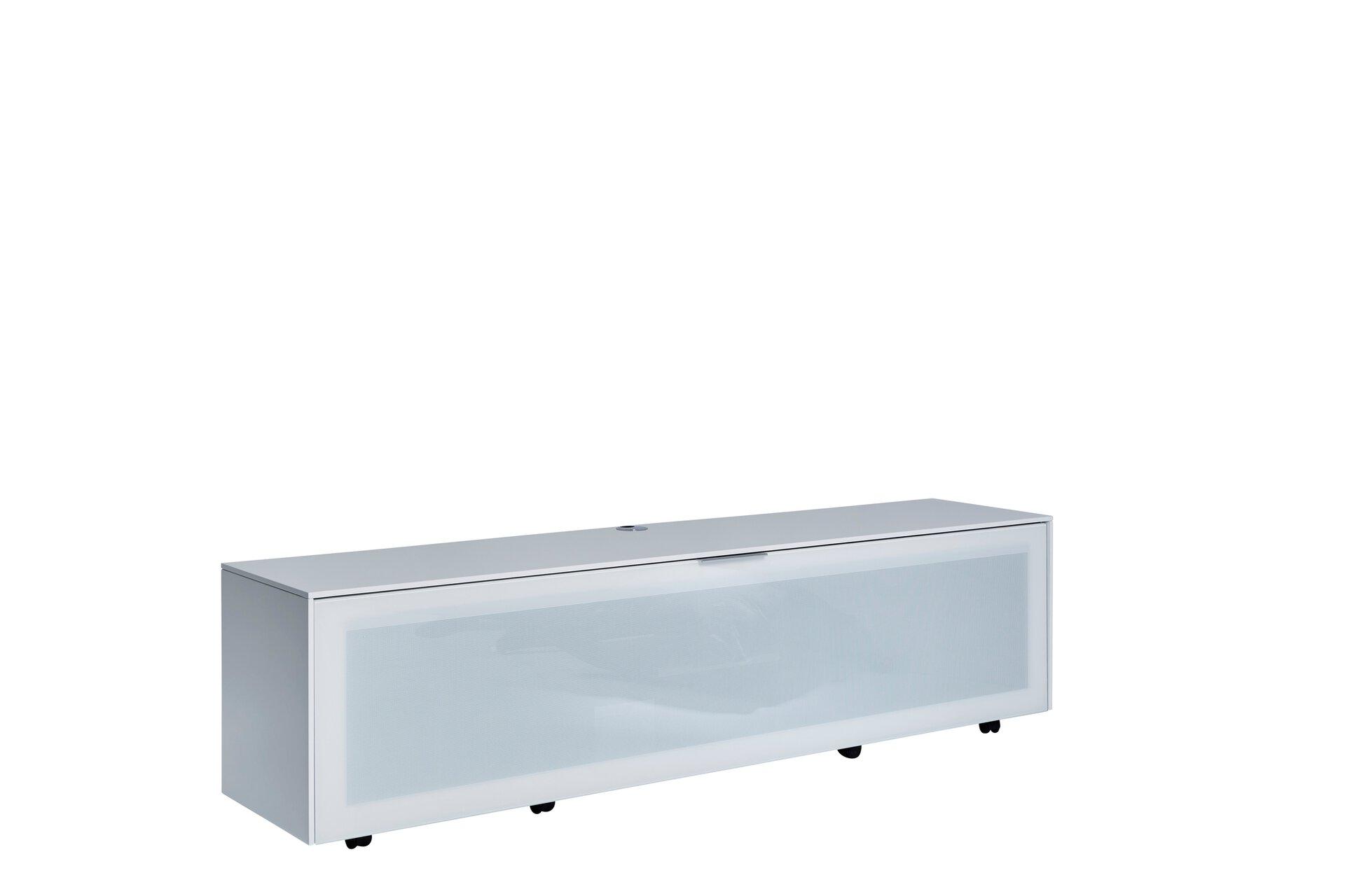 Kommode Active Jahnke Holzwerkstoff weiß 40 x 45 x 180 cm