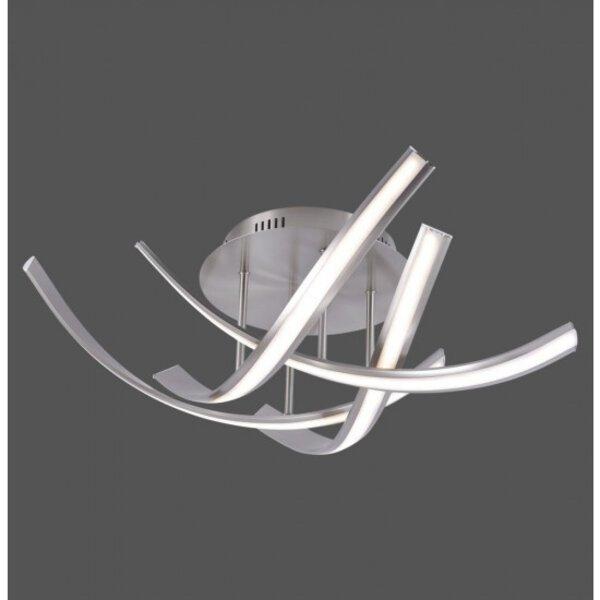 Deckenleuchte Paul Neuhaus Metall stahl ca. 73 cm x 20 cm x 73 cm