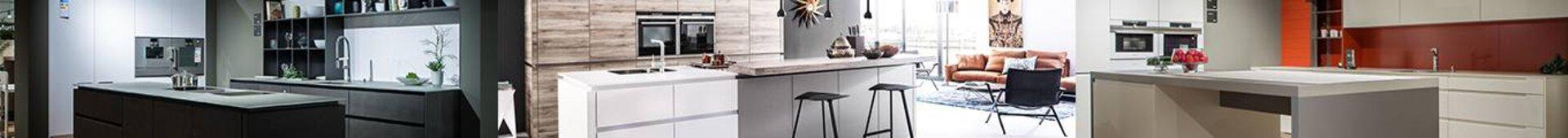 Bannerbild zu First-Class-Küchen der Marke Leicht.