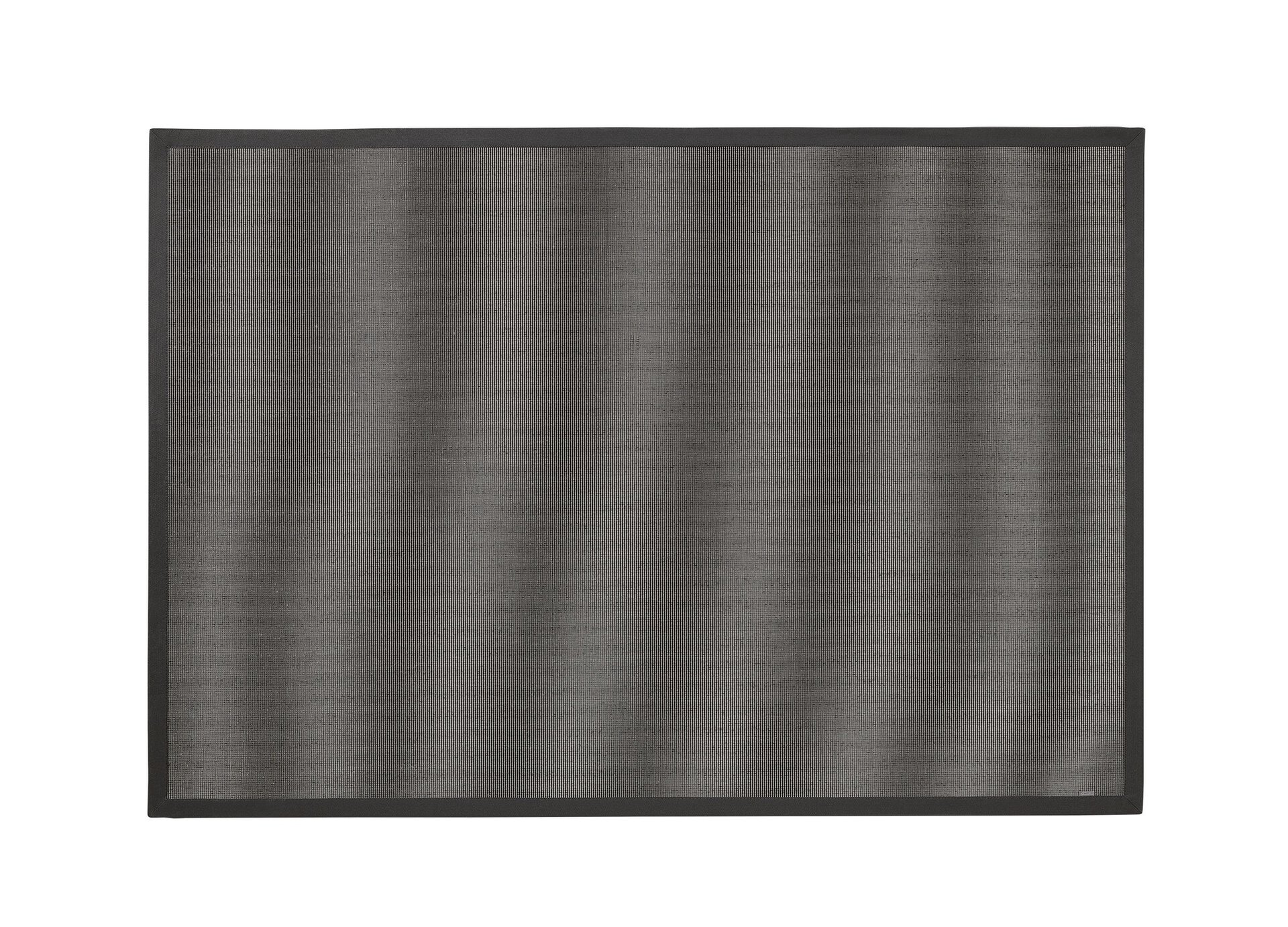 Outdoorteppich Naturino Rips DEKOWE Textil grau 67 x 150 cm