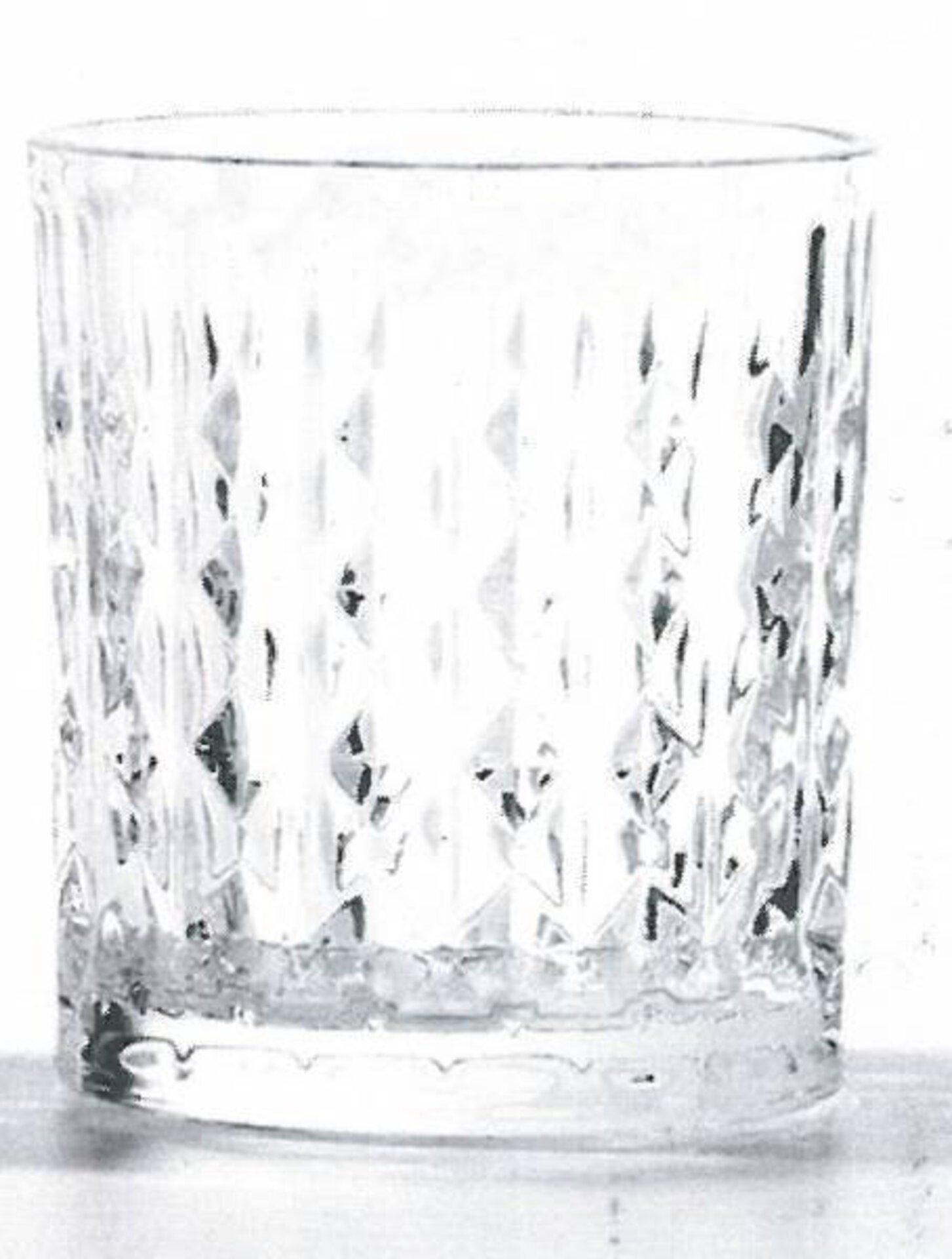 Trinkglas 174328 Casa Nova Glas 8 x 9 x 9 cm
