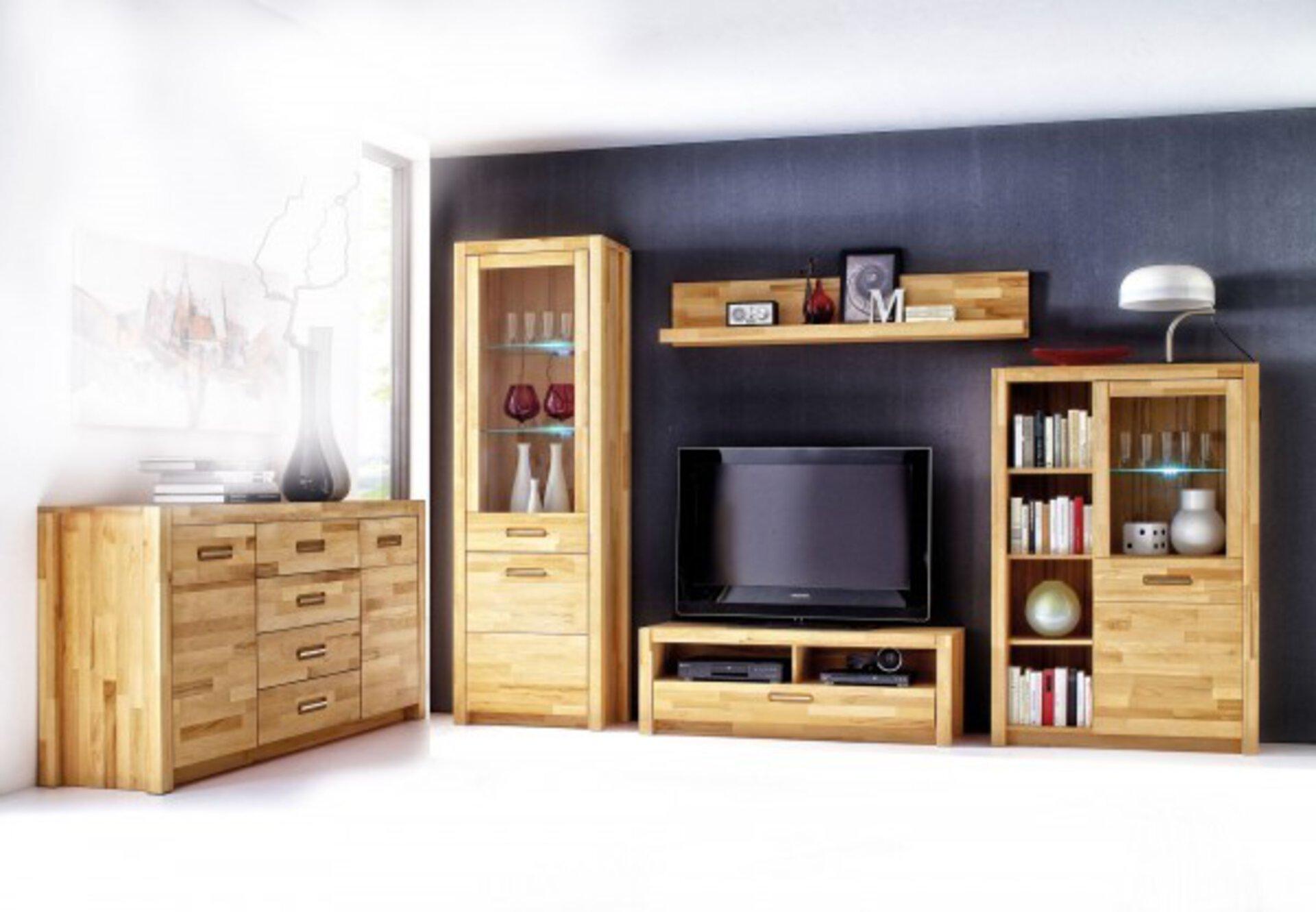 TV-Board FENJA MCA furniture Holz