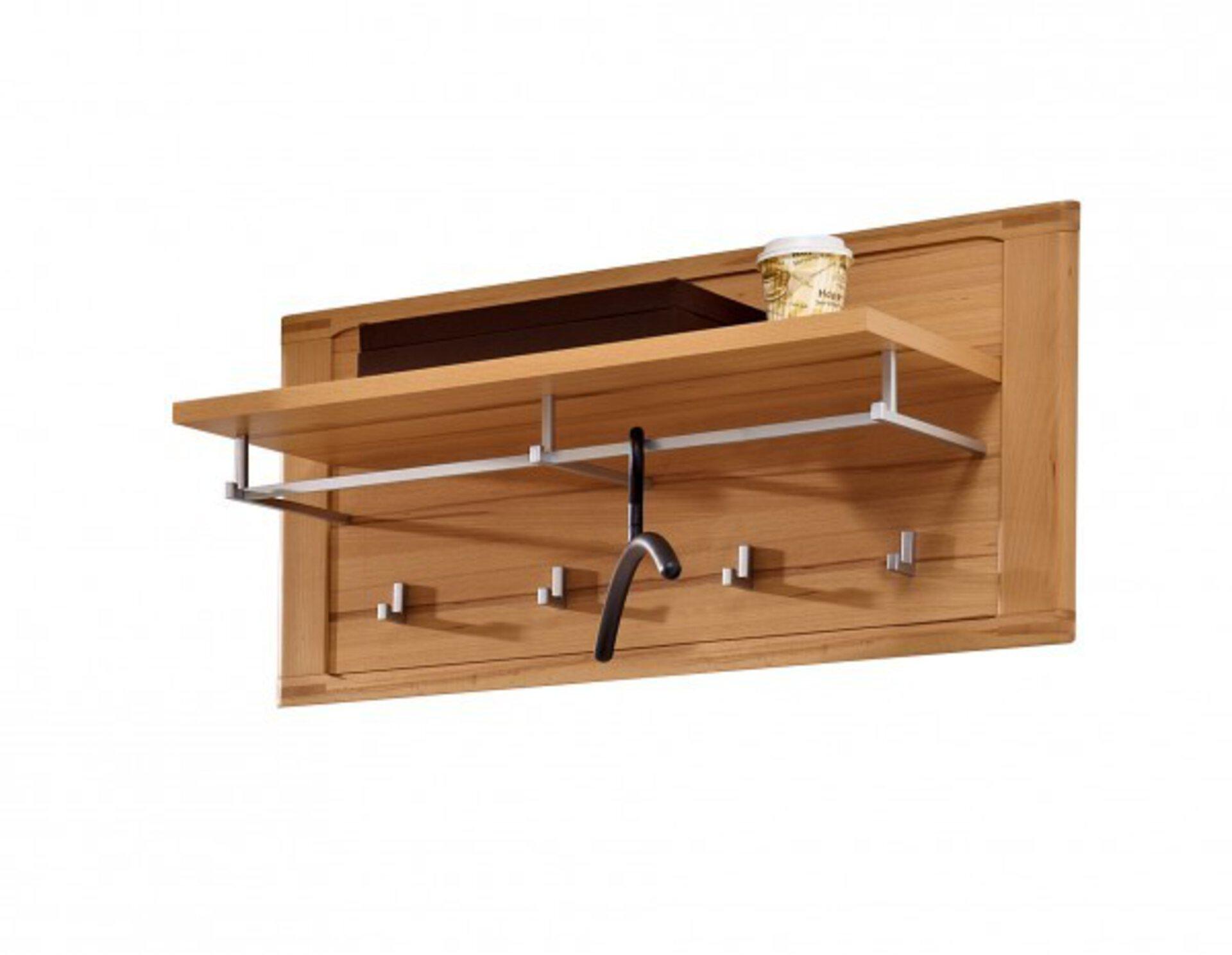 Garderobenpaneel NATURE PLUS inDoor Holzwerkstoff 32 x 45 x 90 cm