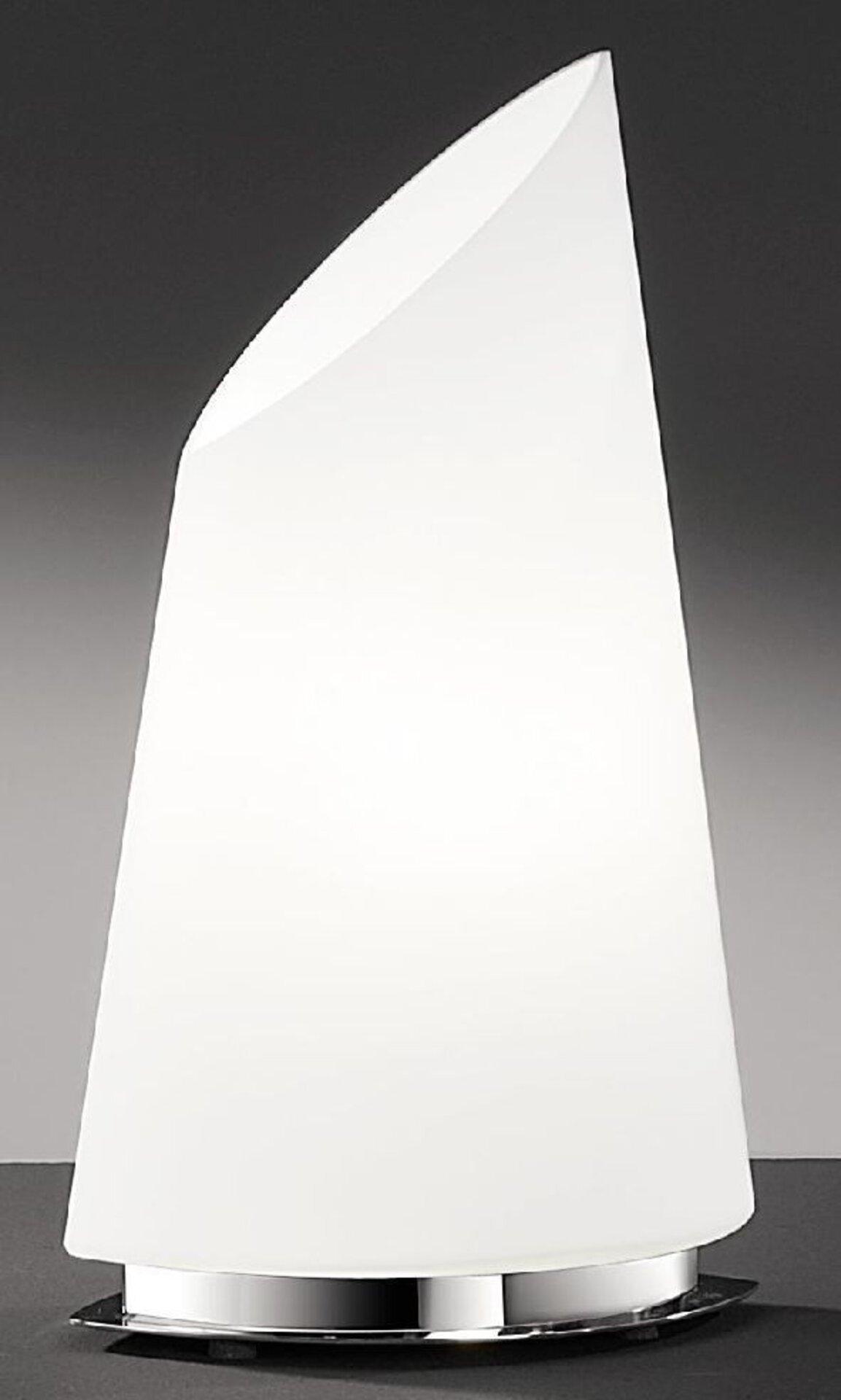 Tischleuchte Segel Bankamp Metall 13 x 42 x 24 cm