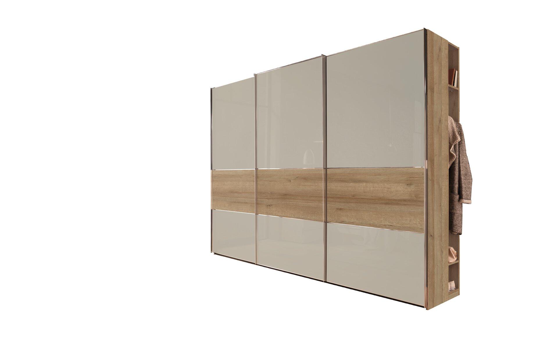 Schwebetürenschrank MARCATO 2.4 Nolte G. Holzwerkstoff 69 x 223 x 240 cm