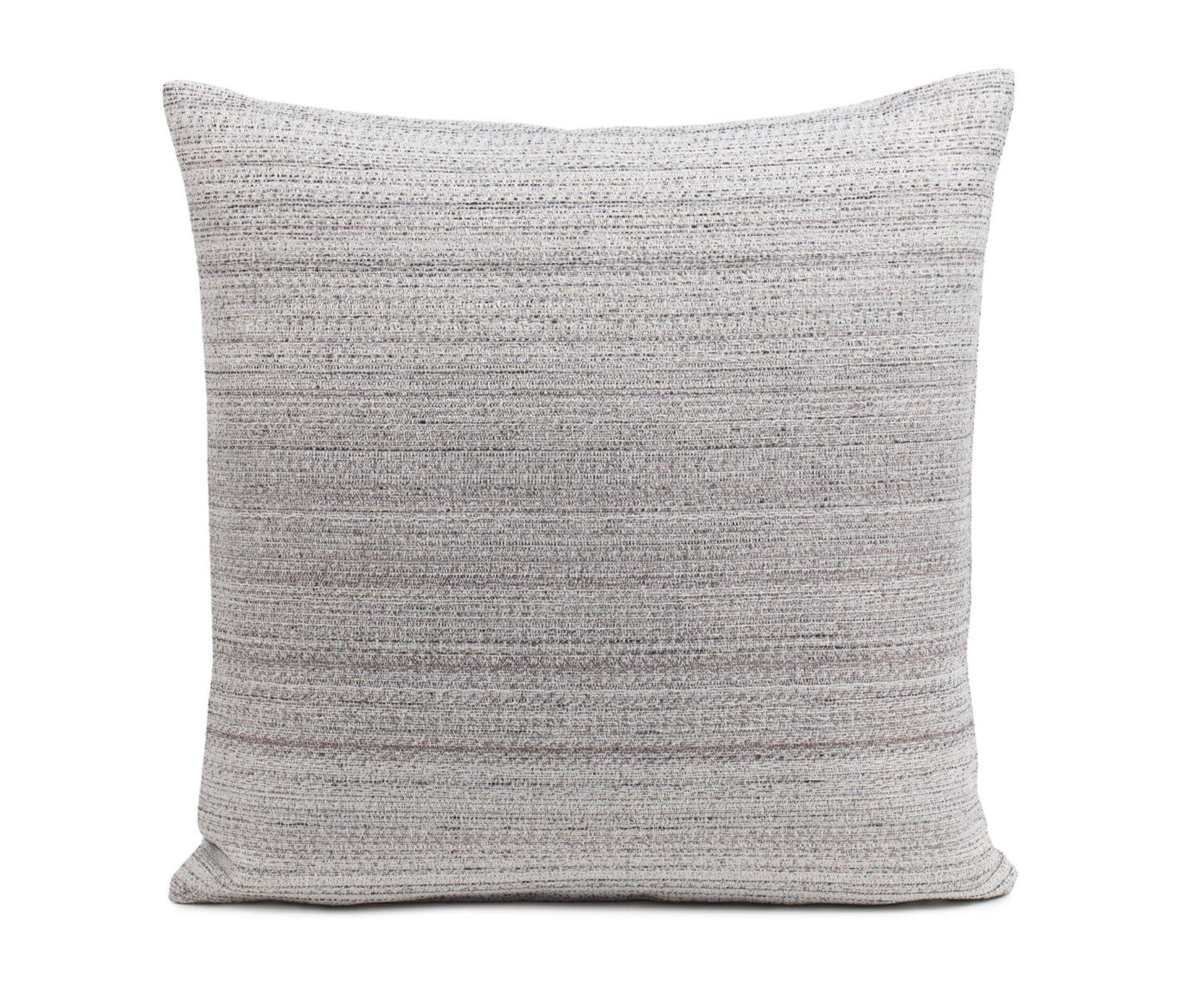 Kissenhülle Viano Ambiente Trendlife Textil grau 50 x 50 cm