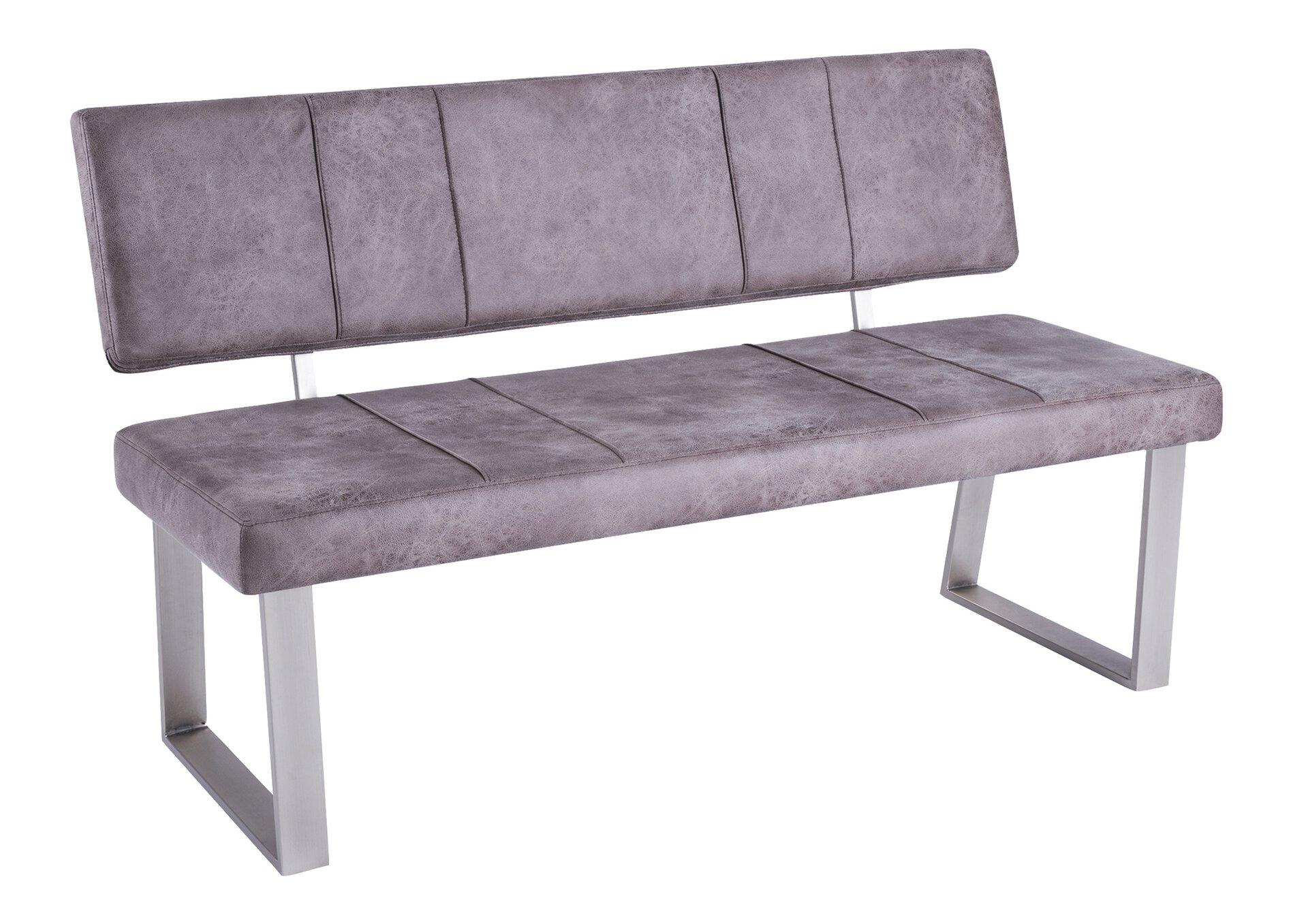 Sitzbank SANTA TRIESTE Dinett Holzwerkstoff 58 x 85 x 140 cm