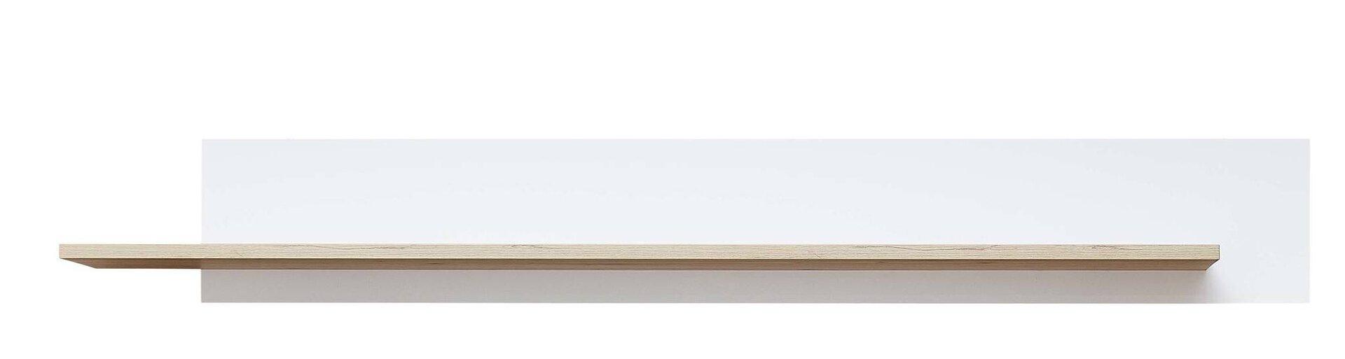 Wandbord LANDANO Vito Holzwerkstoff mehrfarbig 24 x 24 x 180 cm