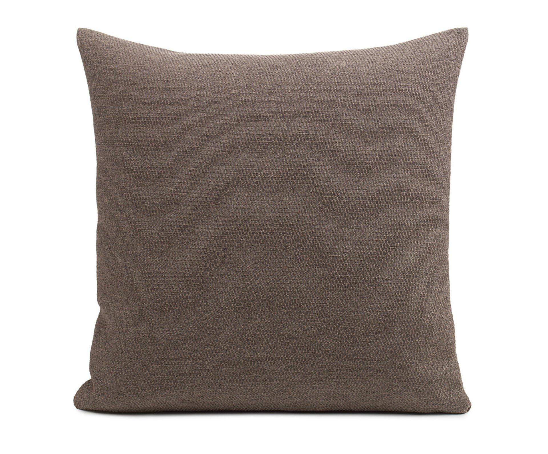 Kissenhülle Fabricio Ambiente Trendlife Textil braun 50 x 50 cm