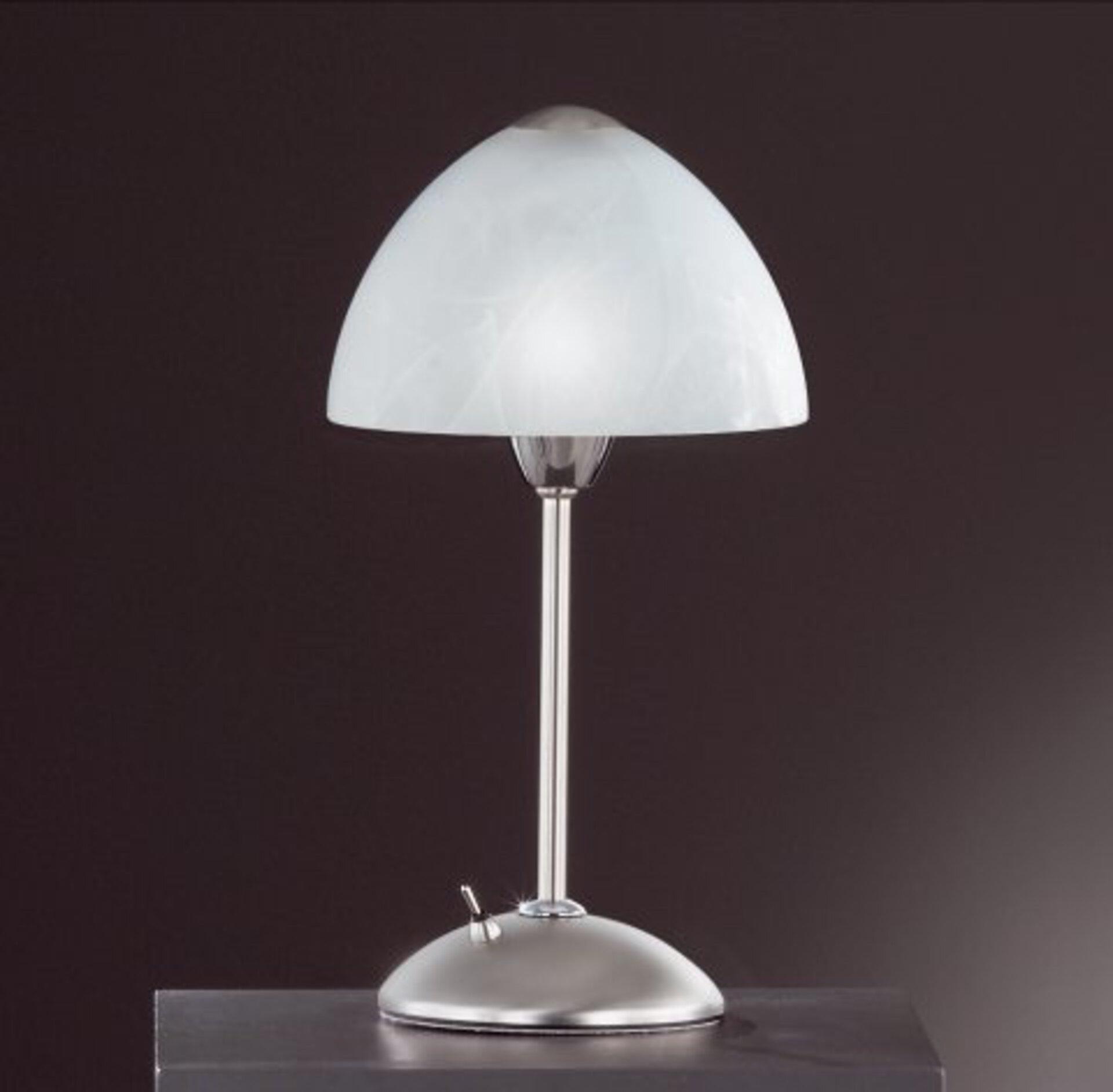 Tischleuchte Amsterdam Fischer-Honsel Metall 32 x