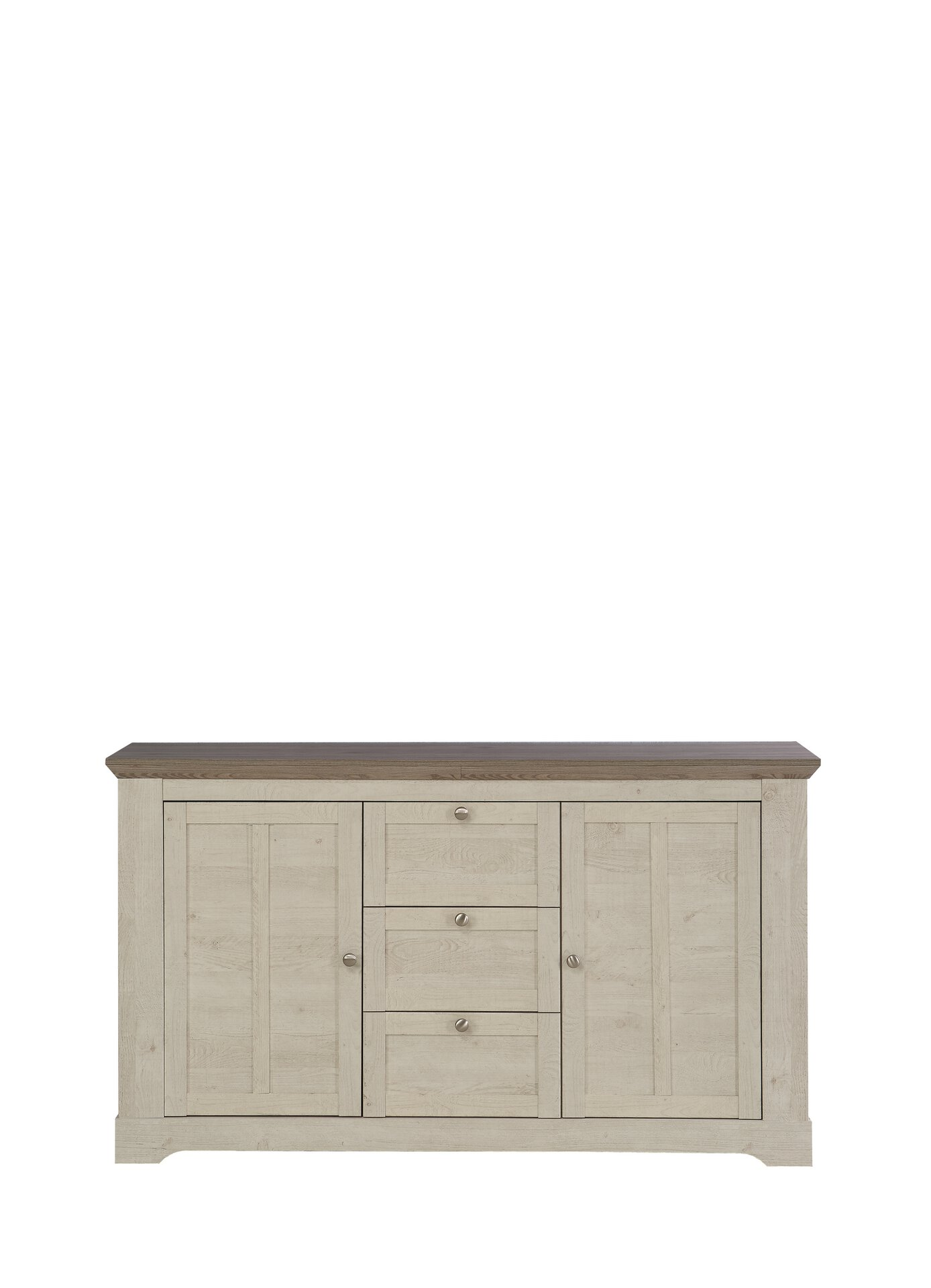 Sideboard ALETTA SELF Holzwerkstoff mehrfarbig 44 x 93 x 160 cm