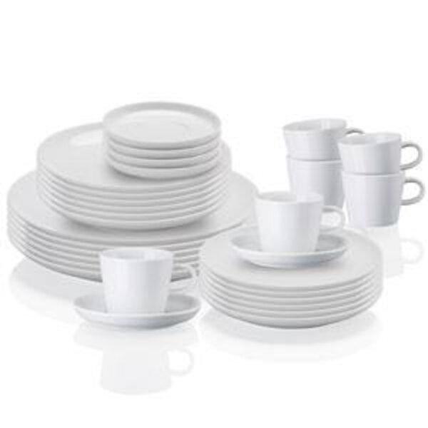 Geschirr Arzberg Keramik weiß