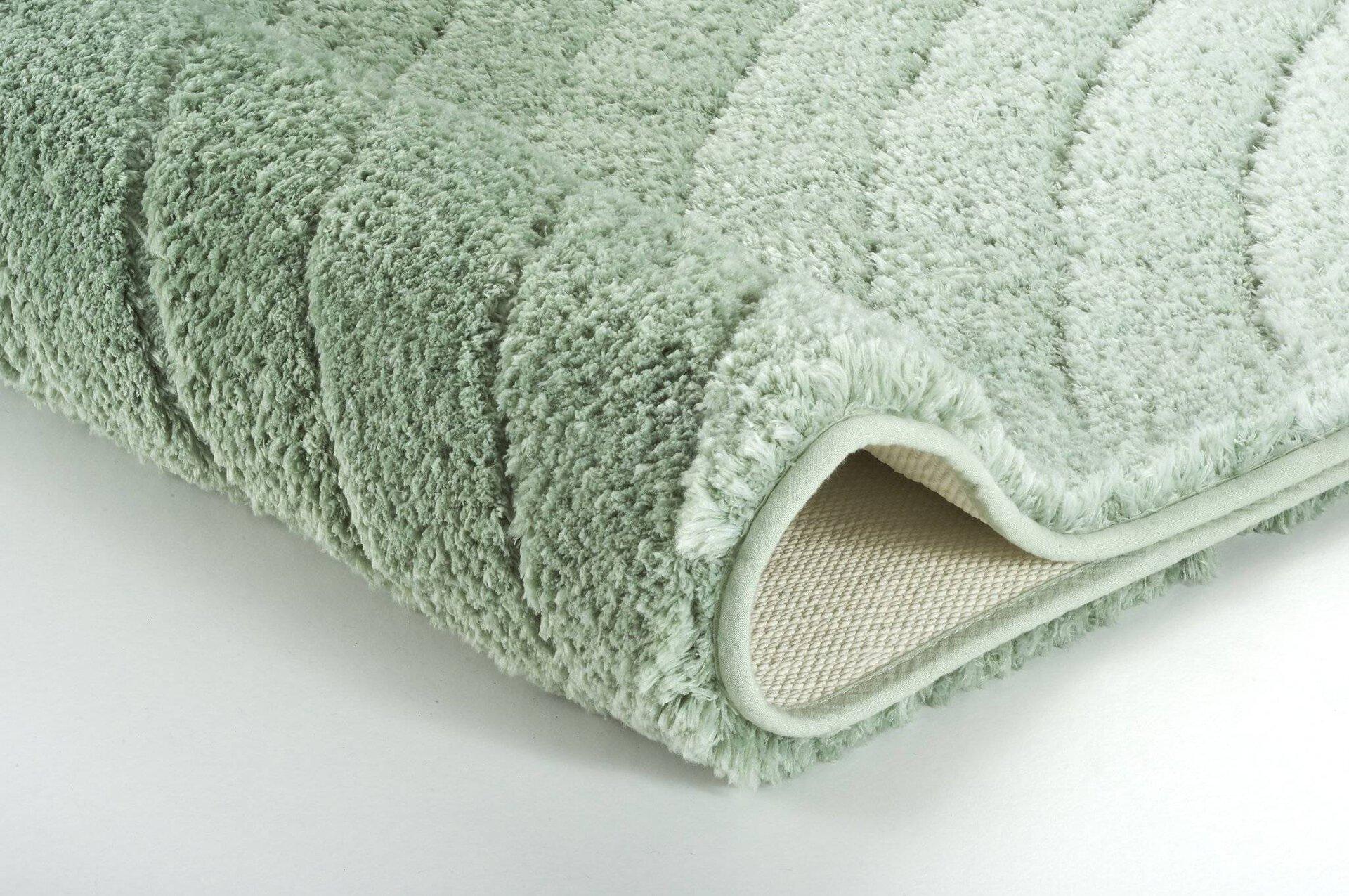 Badteppich Tender Kleine Wolke Textil 100 x 2 x 60 cm