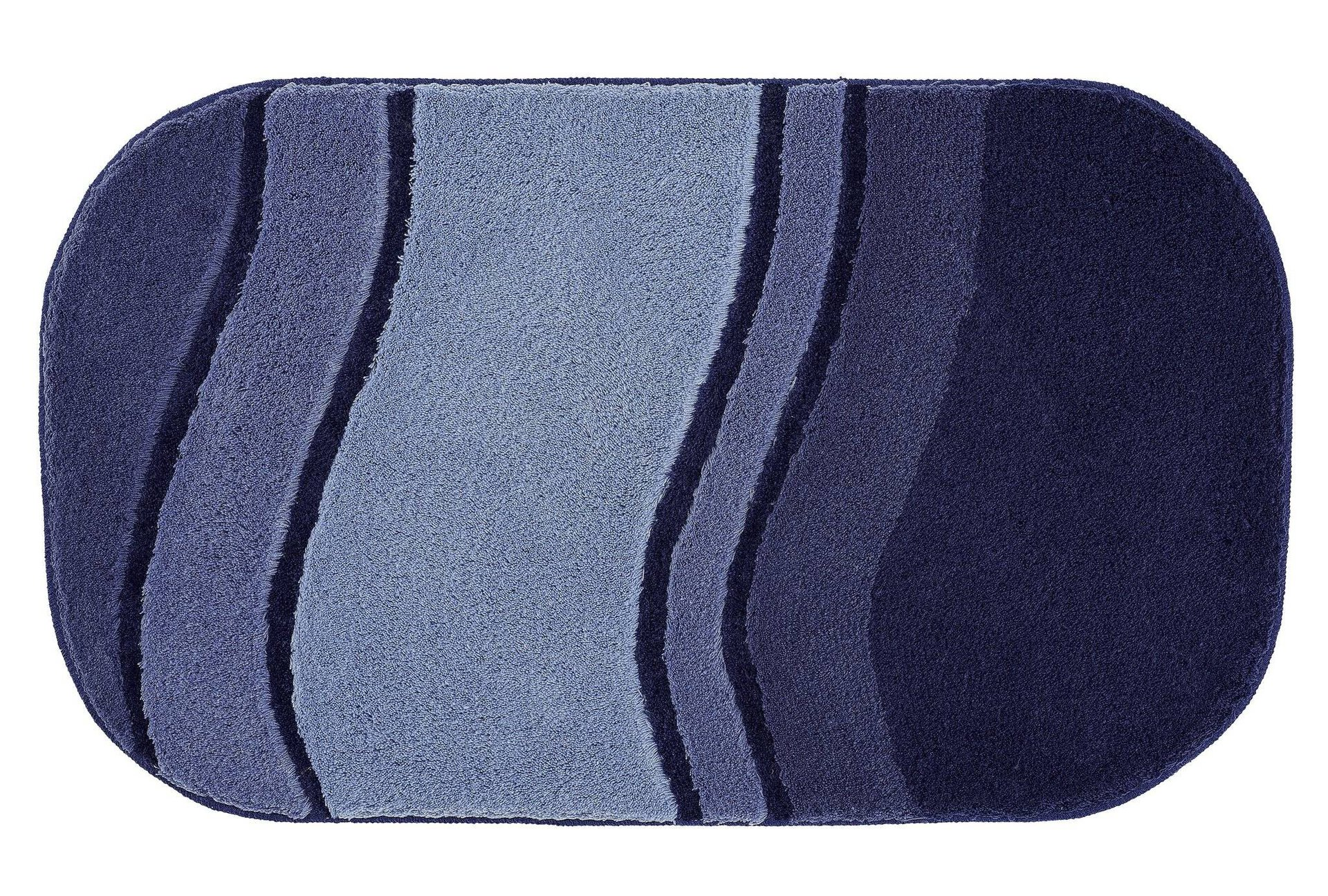 Badteppich Siesta Kleine Wolke Textil 100 x 3 x 60 cm