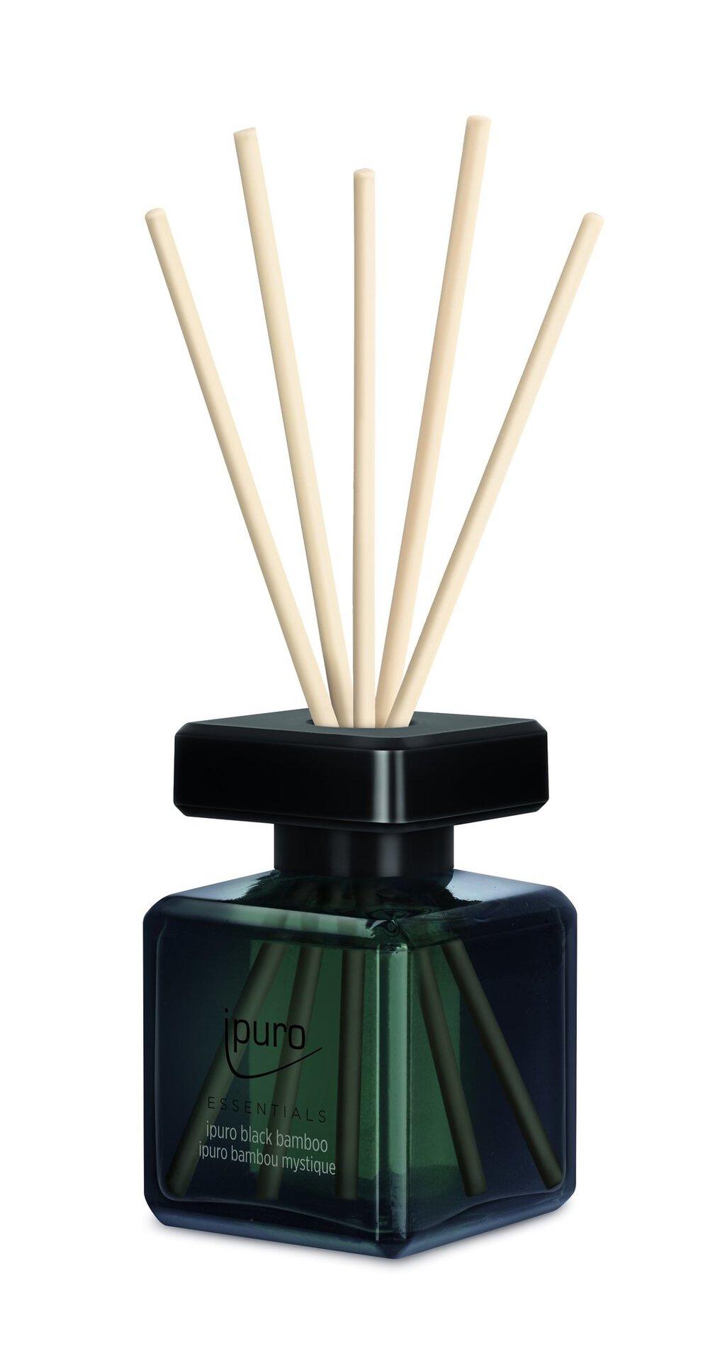 Raumduft black bamboo ipuro Kunststoff