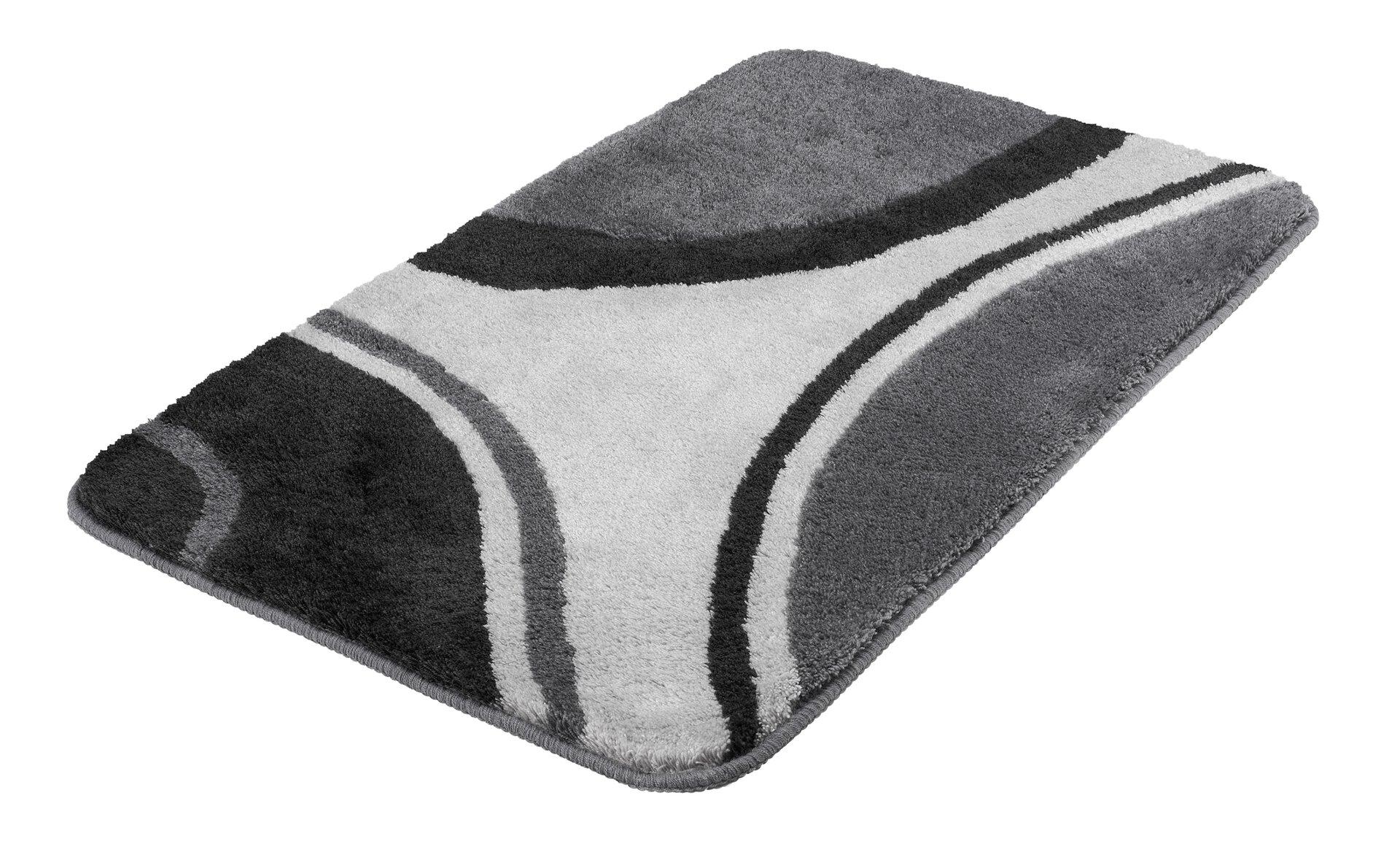 Badteppich Verona Meusch Textil grau