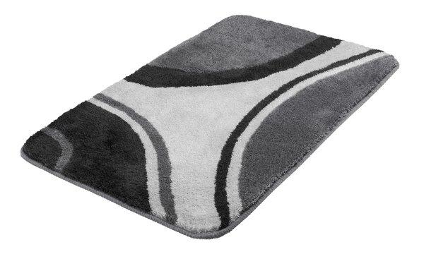 Badteppich Meusch Textil anthrazit