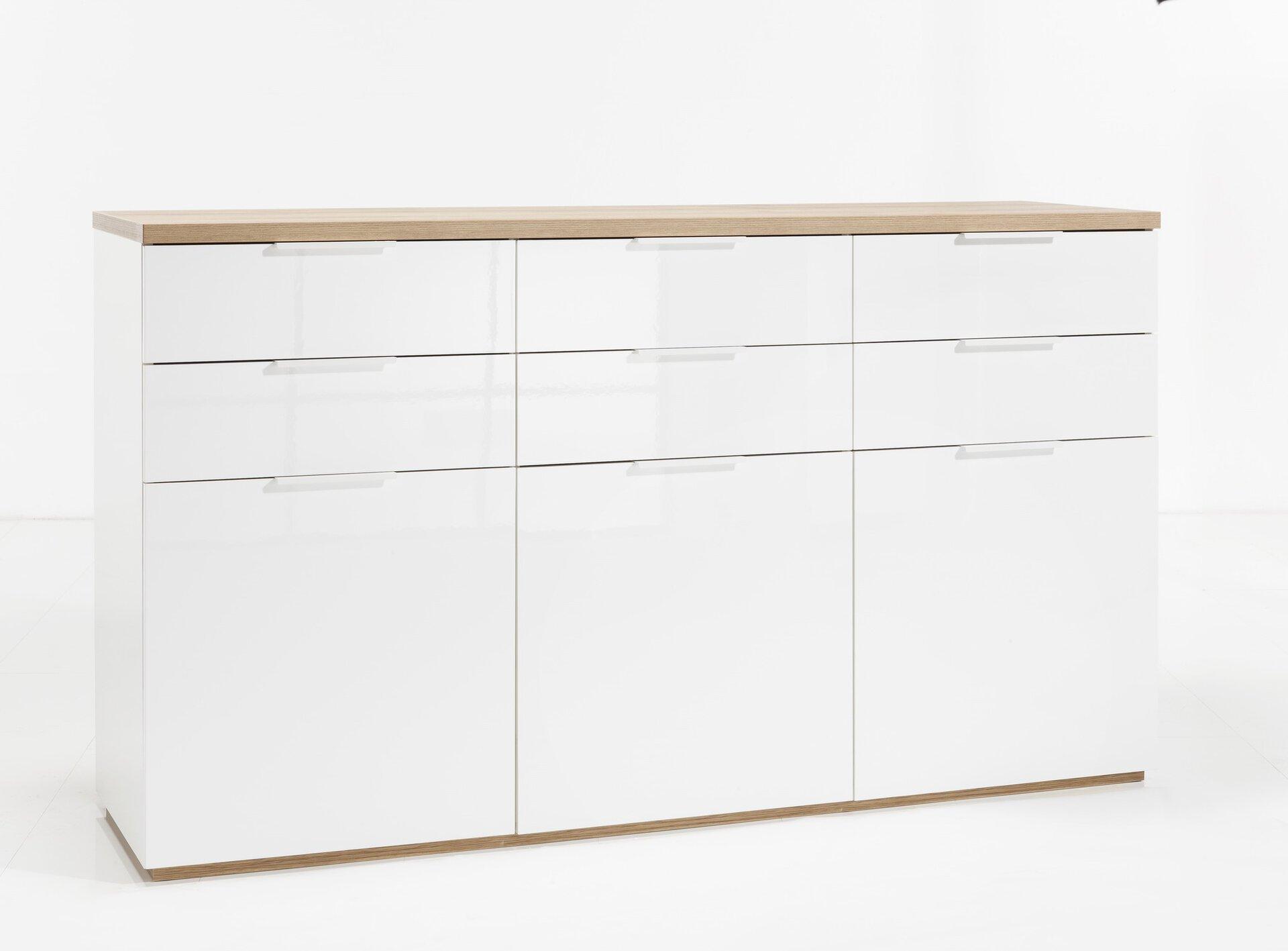 Schuhschrank Mundi inDoor Holzwerkstoff 50 x 102 x 180 cm
