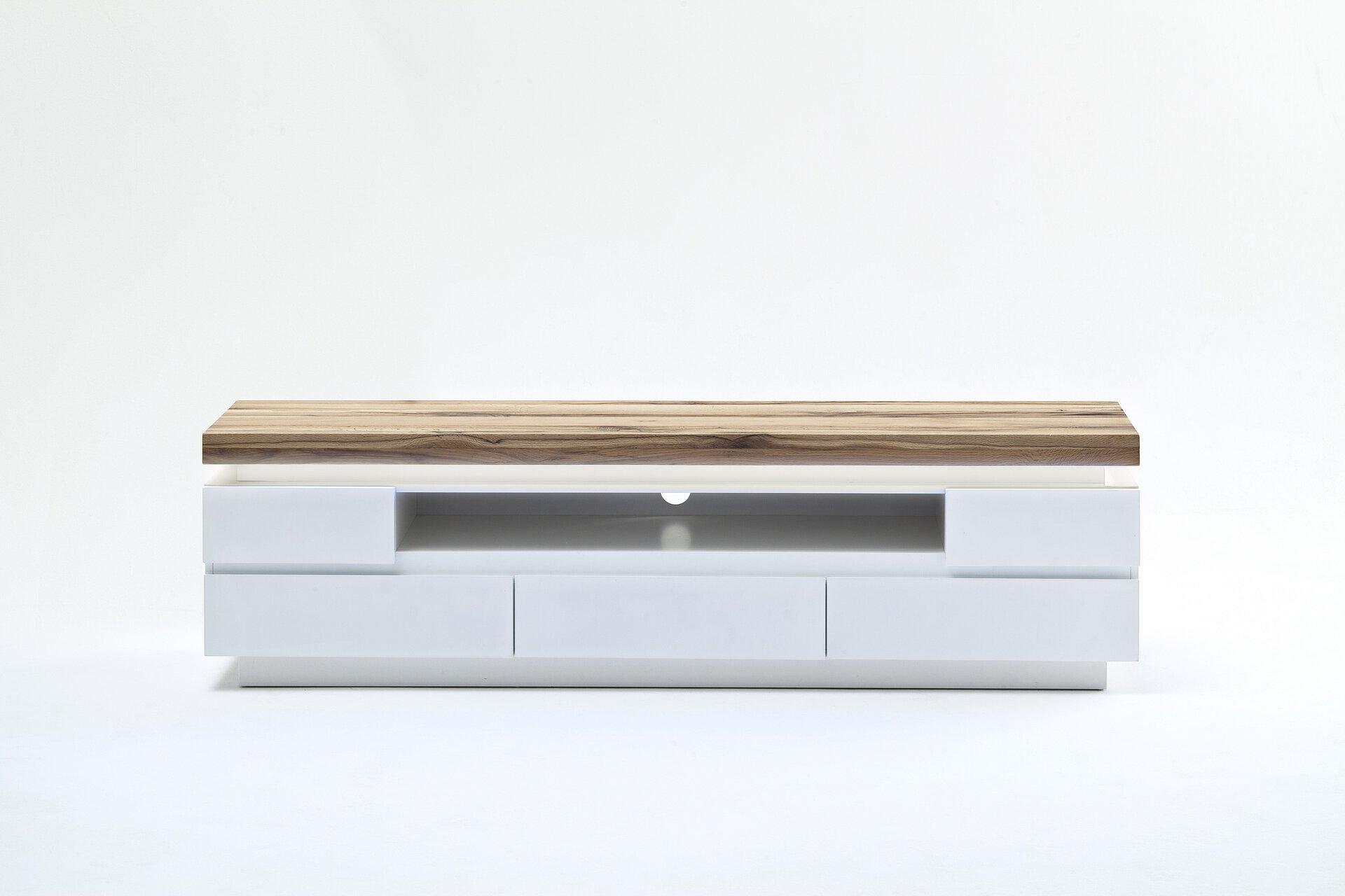 Lowboard ROMINA MCA furniture Holz 40 x 49 x 175 cm
