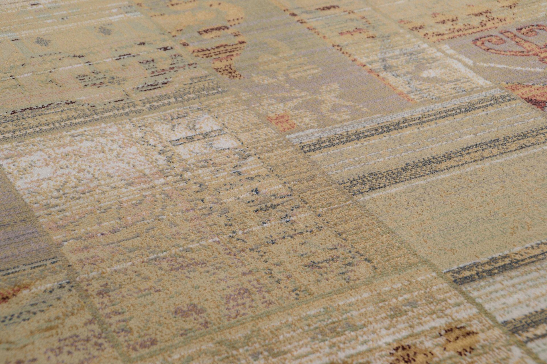 Maschinenwebteppich