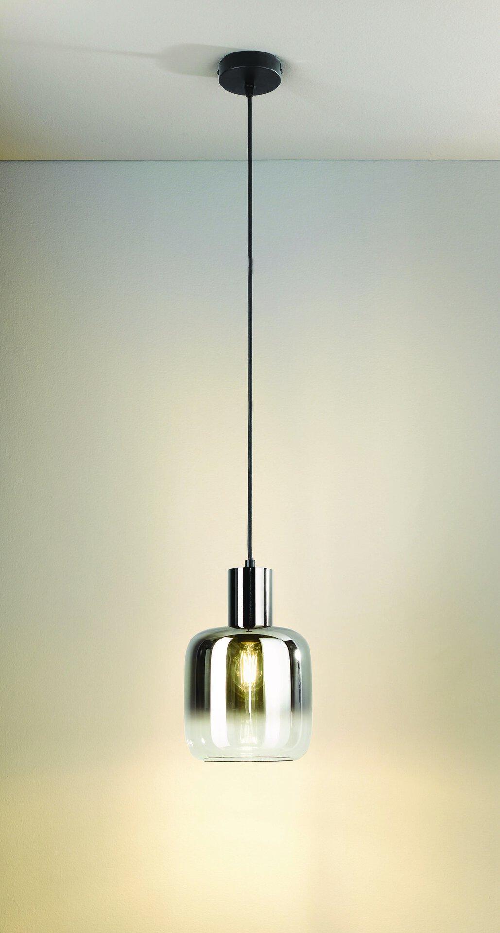 Hängeleuchte Svenja Casa Nova Metall mehrfarbig 21 x 165 x 21 cm