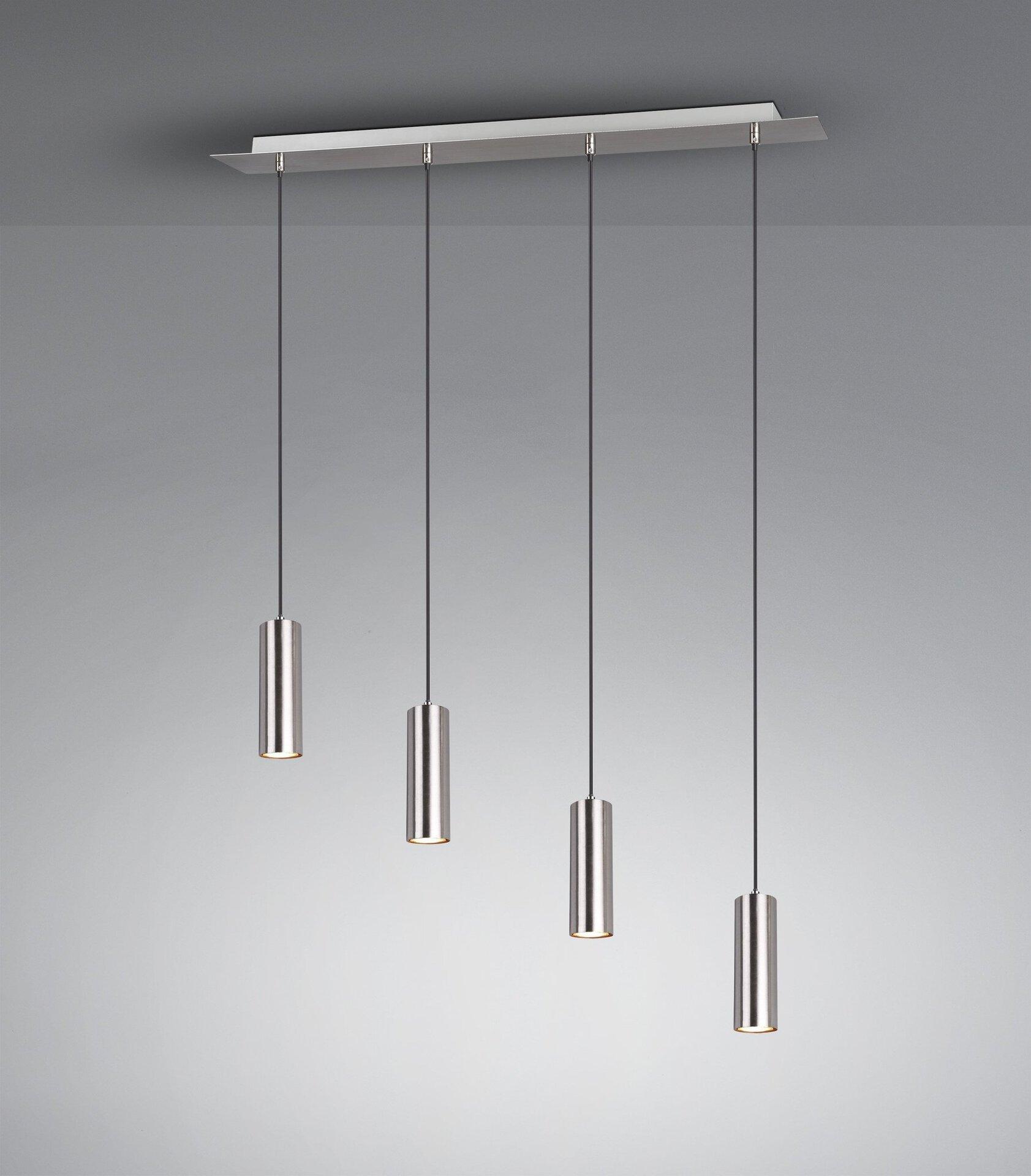 Pendelleuchte Marley Trio Leuchten Metall 9 x 150 x 75 cm