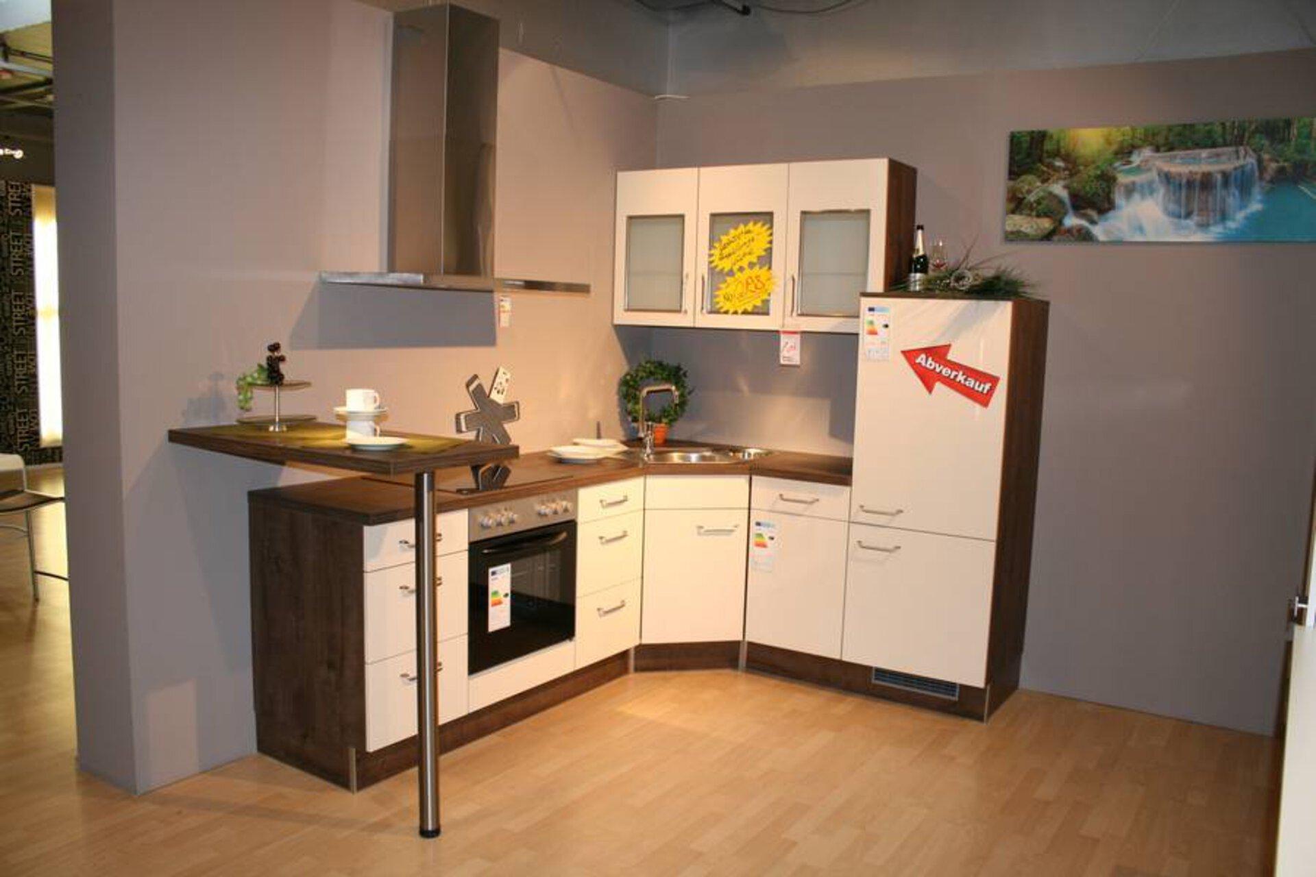 Moderne Einbauküche IP4050