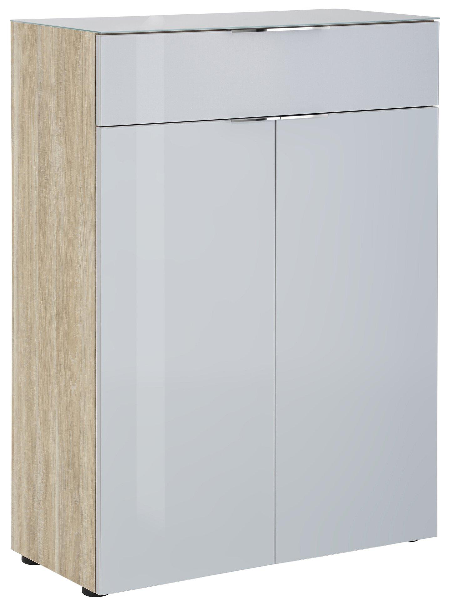 Schuhschrank SWAG Vito Holzwerkstoff braun 37 x 109 x 79 cm