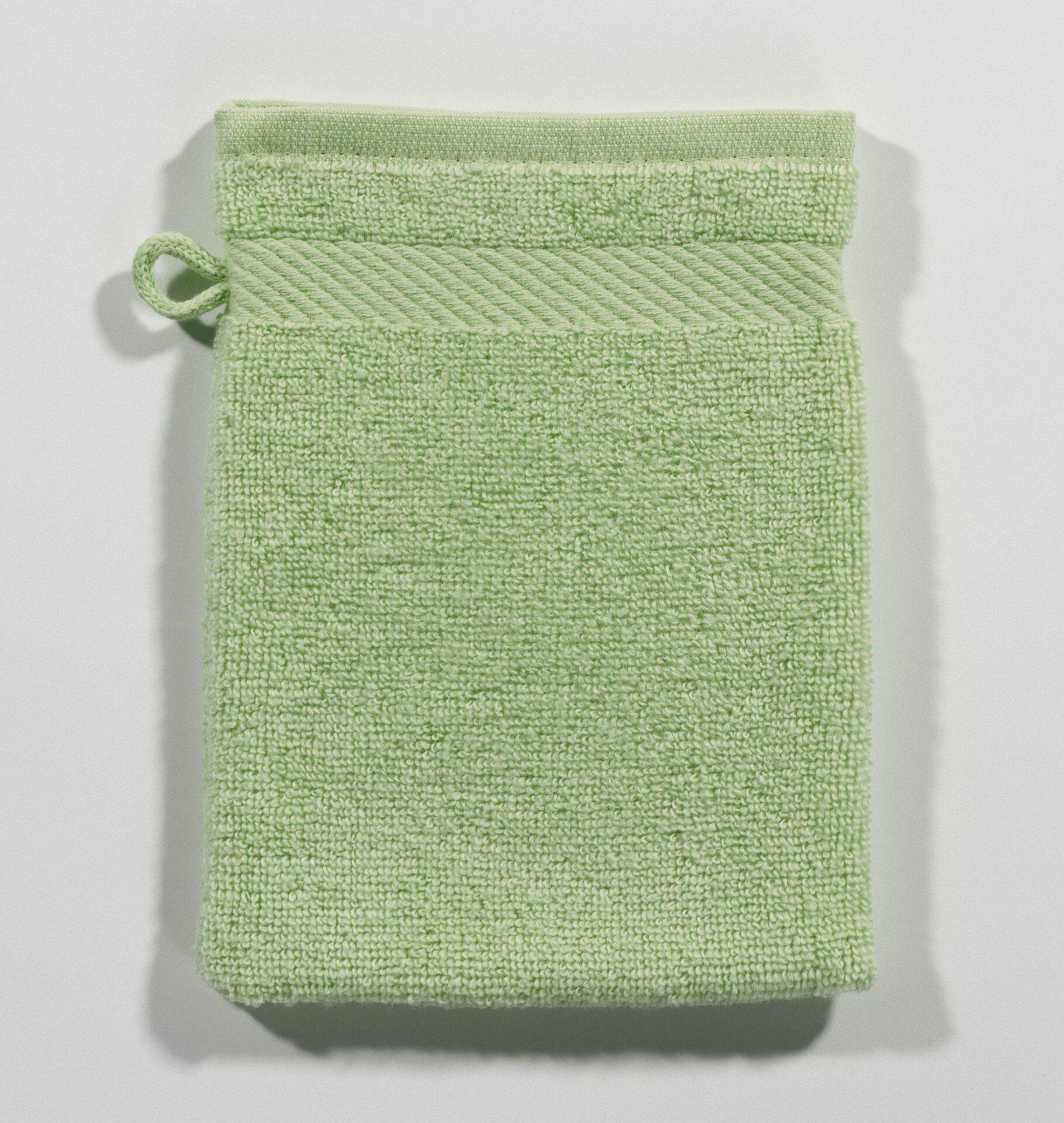 Waschhandschuh Micro Baumwolle Casa Nova Textil 16 x 21 cm