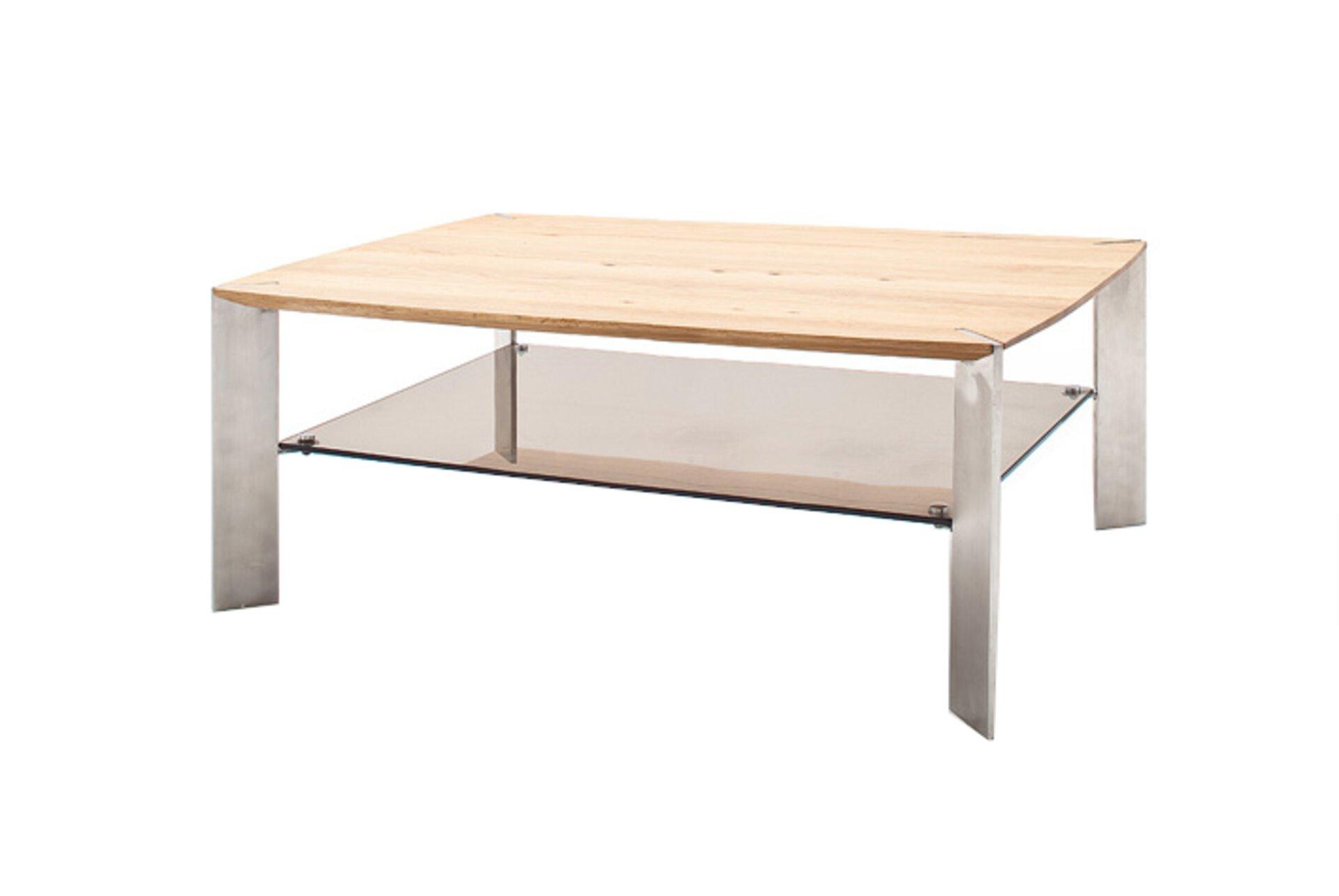 Couchtisch NELIA MCA furniture Metall mehrfarbig 70 x 41 x 120 cm
