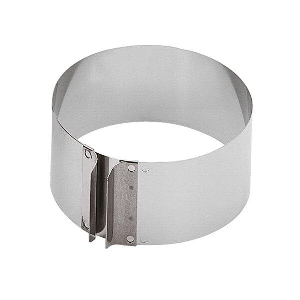 Backzubehör Kaiser Backformen Metall silber