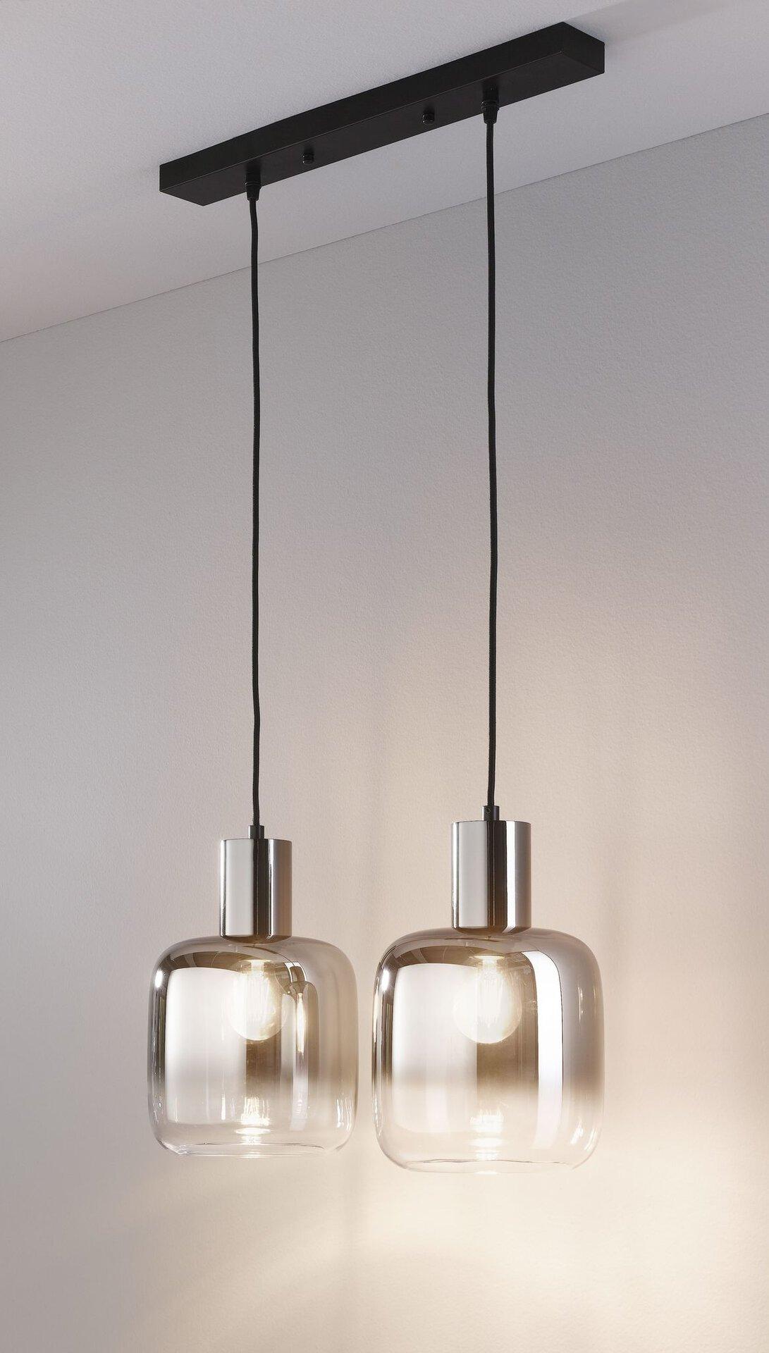 Hängeleuchte Svenja Casa Nova Metall mehrfarbig 50 x 150 x 21 cm