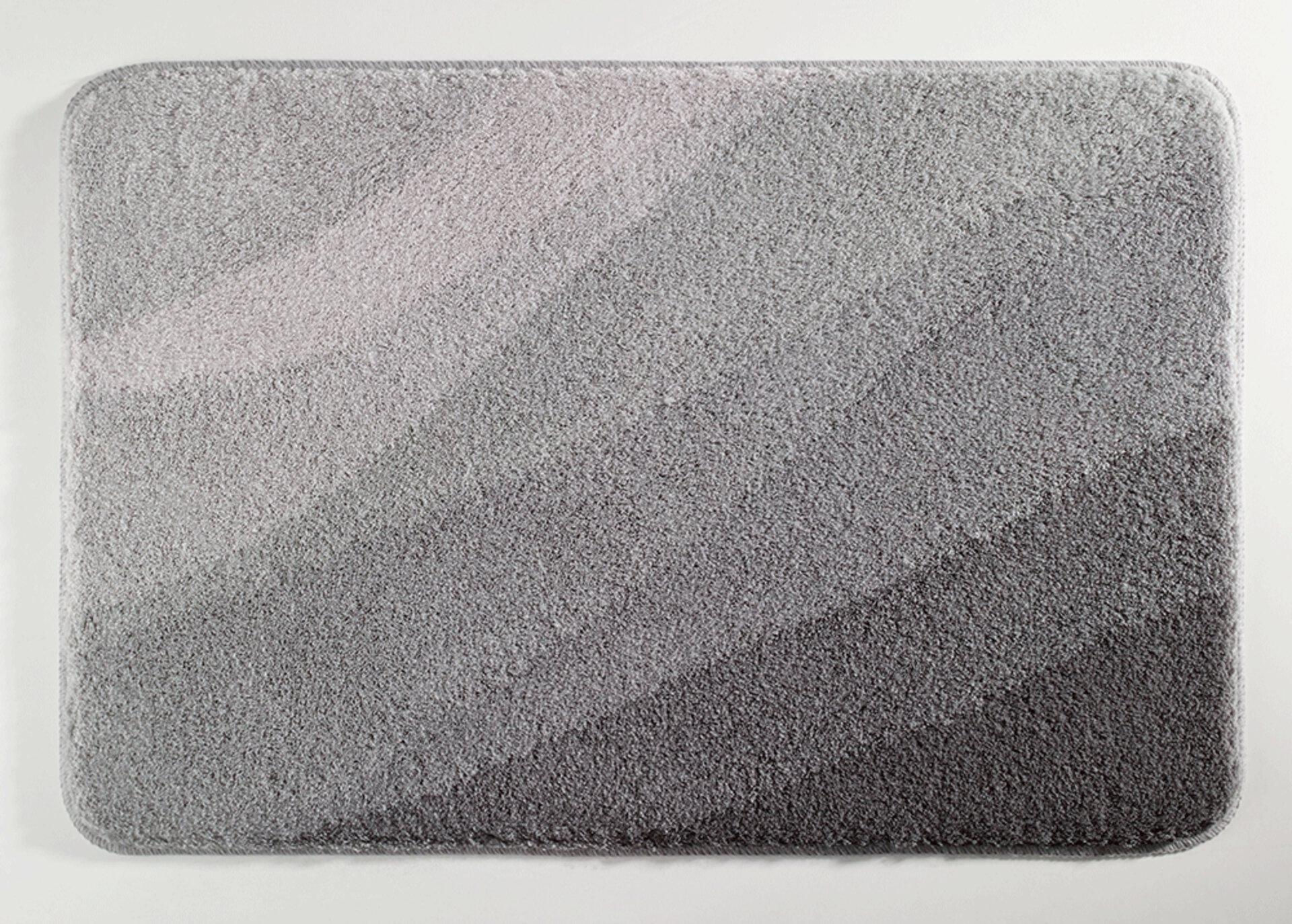 Badteppich Melodie Kleine Wolke Textil grau
