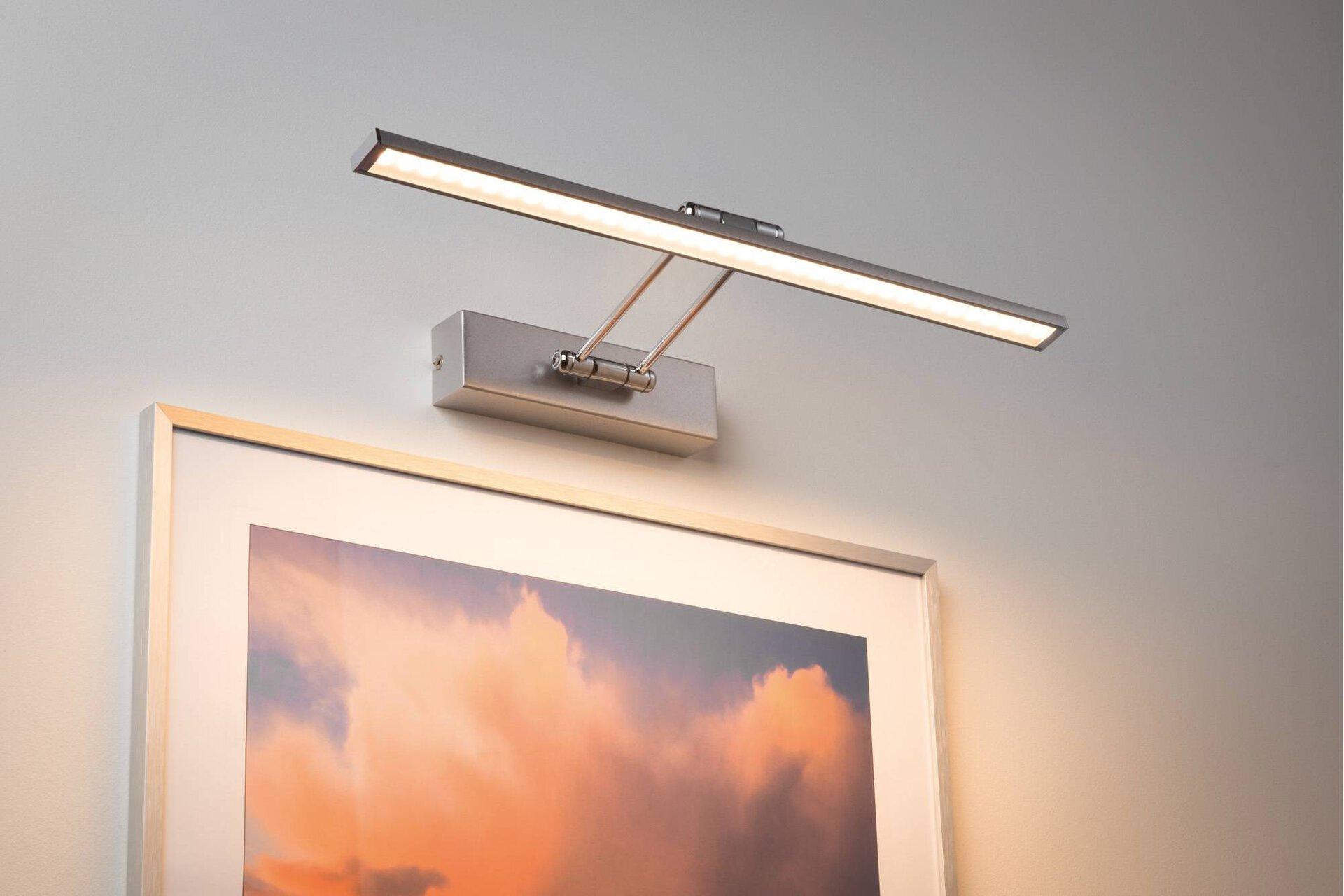 Spiegelleuchte BEAM FIFTY Paulmann Metall 45 x 19 x 46 cm
