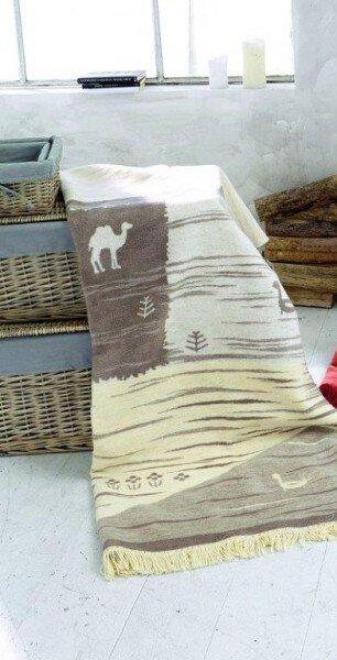 Gabbeh Plaid Casa Nova Textil natur/beige/braun