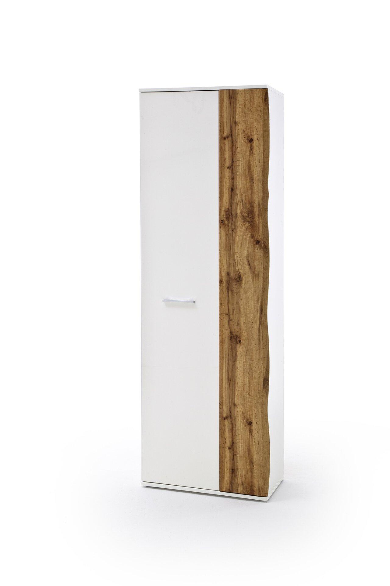 Garderobenschrank GRANADA MCA furniture Holzwerkstoff 38 x 197 x 64 cm