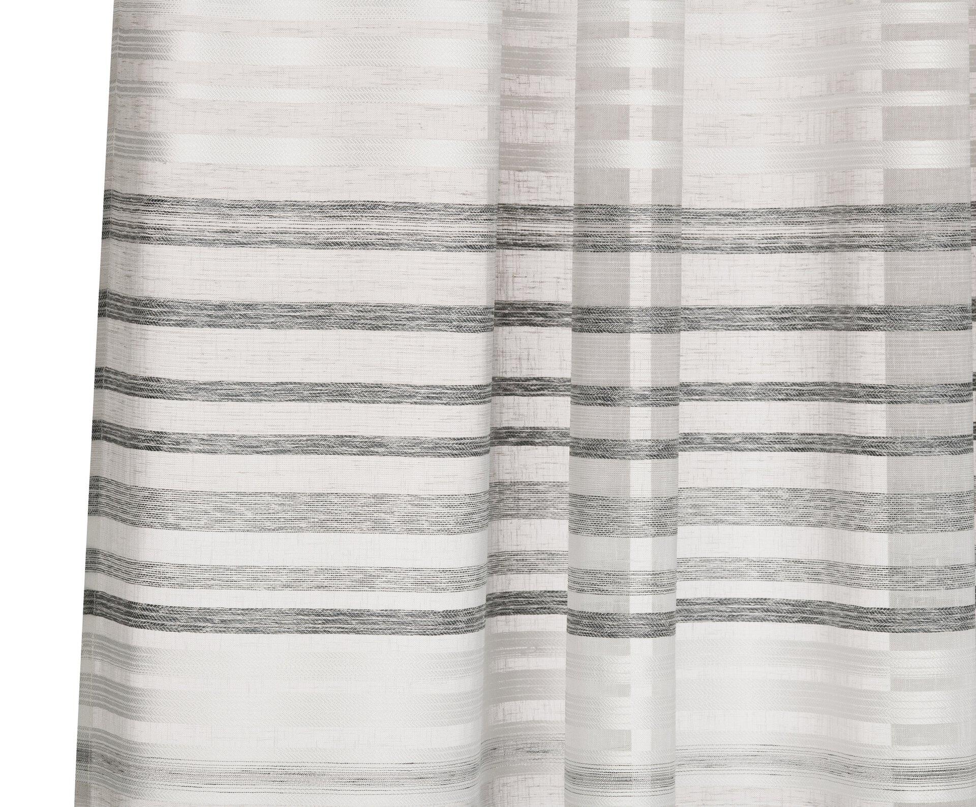 Schlaufenschal Francesco Ambiente Trendlife Textil grau 140 x 245 cm