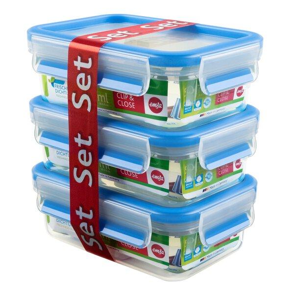 Aufbewahrung Emsa Kunststoff transparent
