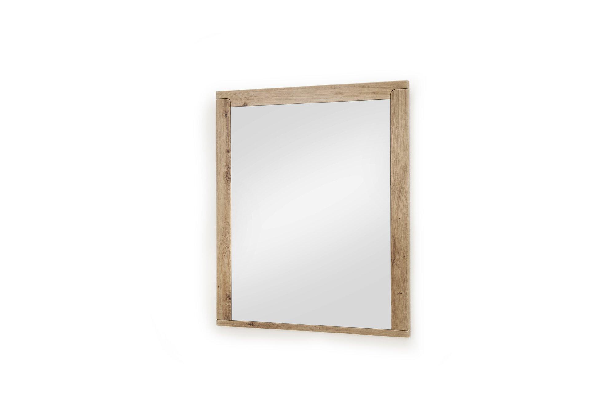 Spiegel INCATA Vito Holzwerkstoff mehrfarbig 3 x 92 x 77 cm