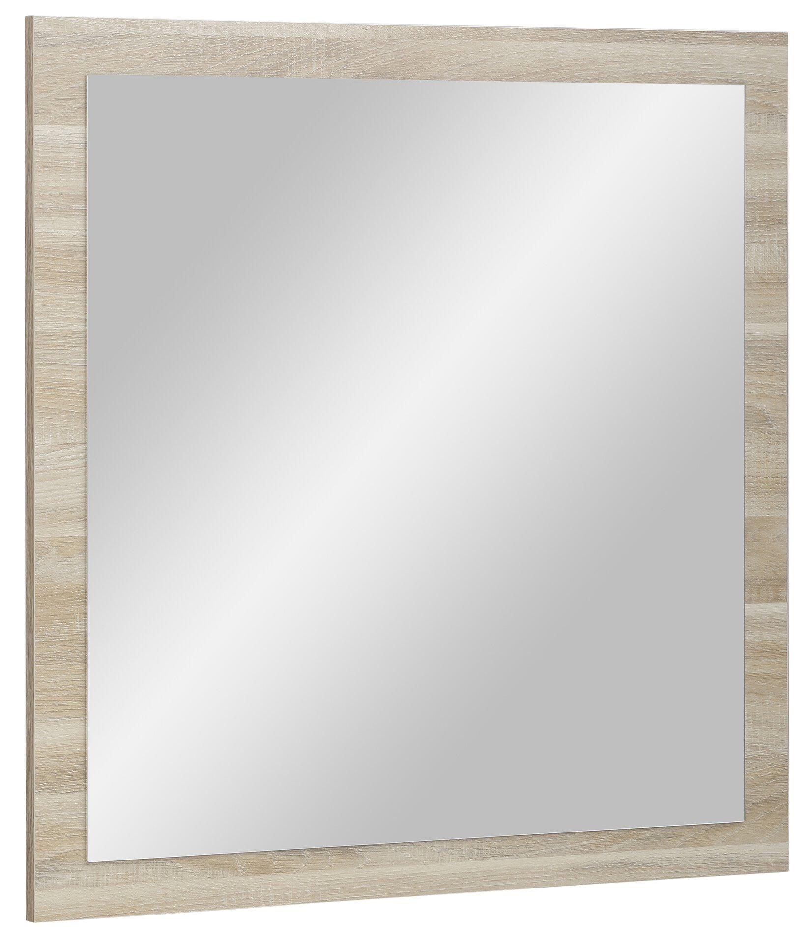 Spiegel SWAG Vito Holzwerkstoff braun 2 x 79 x 79 cm