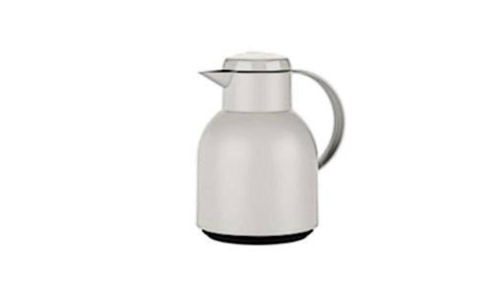 Eine Weiße Kaffeekanne dient als Icon für alle Thermobehälter.